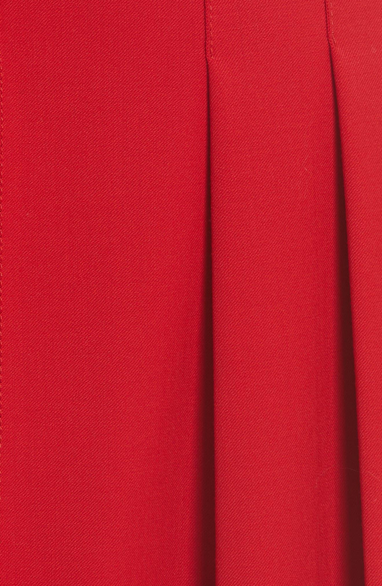 Suiting Kilt Skirt,                             Alternate thumbnail 5, color,                             600