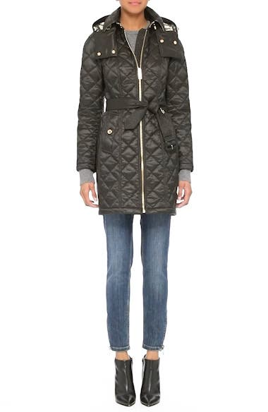 Baughton Quilted Coat, video thumbnail