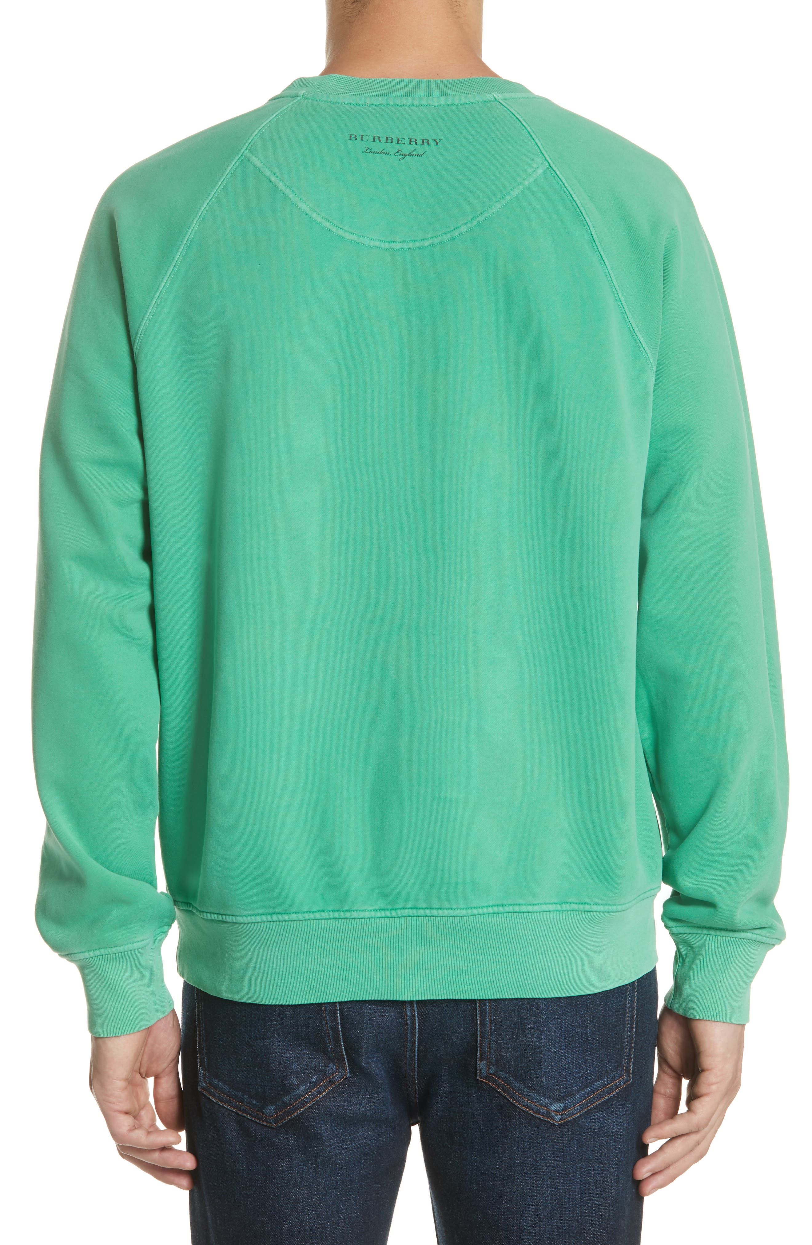 Harnett Graphic Sweatshirt,                             Alternate thumbnail 2, color,                             329