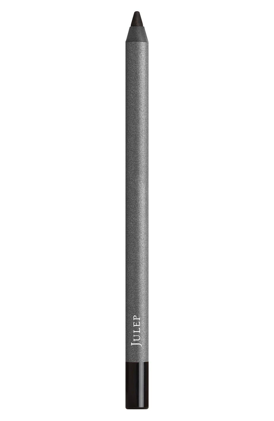 Julep(TM) When Pencil Met Gel Long-Lasting Eyeliner - Blackest Black