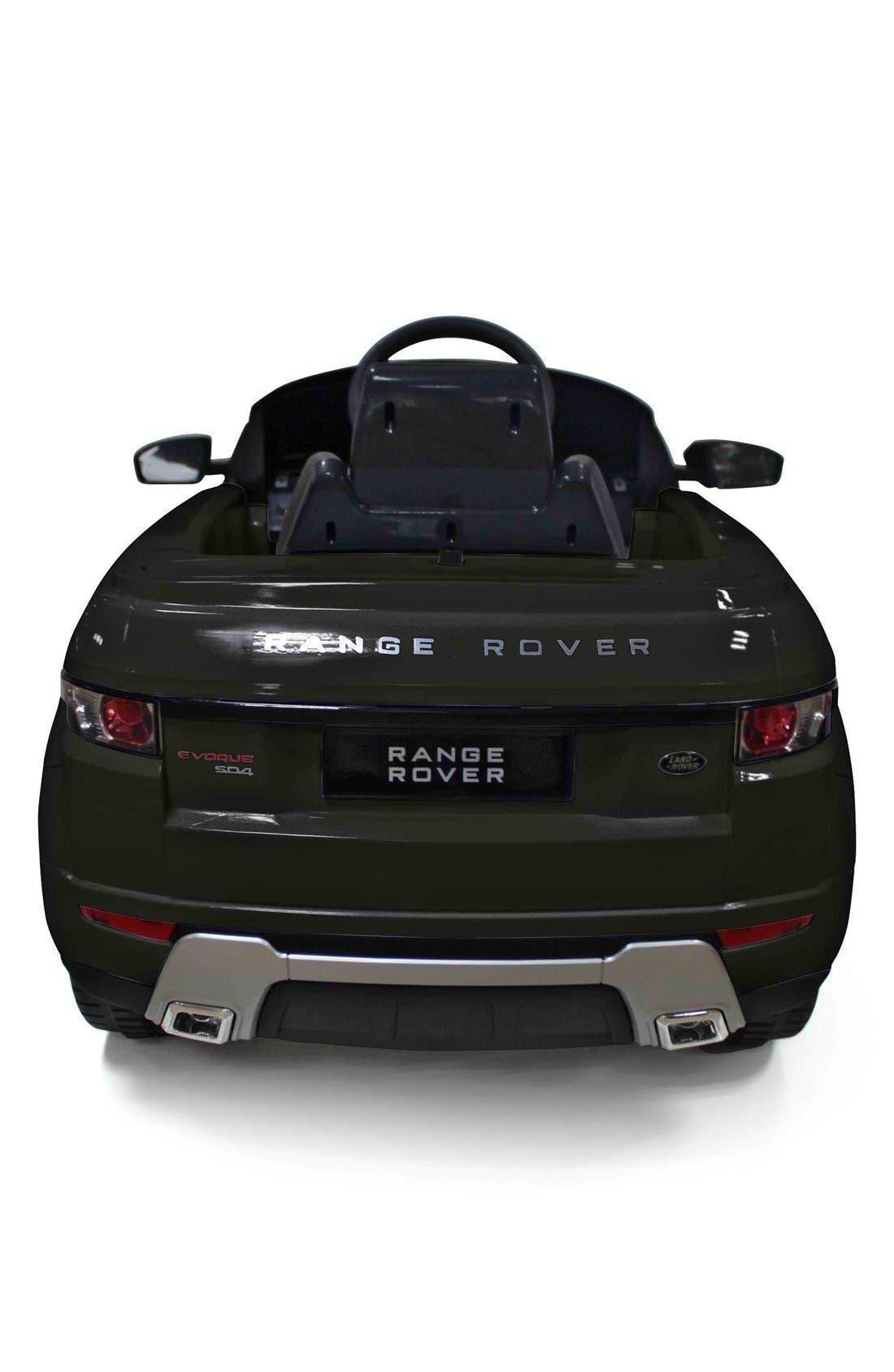 'Range Rover Evoque' 12V RC Ride-On Toy Car,                             Alternate thumbnail 2, color,                             001