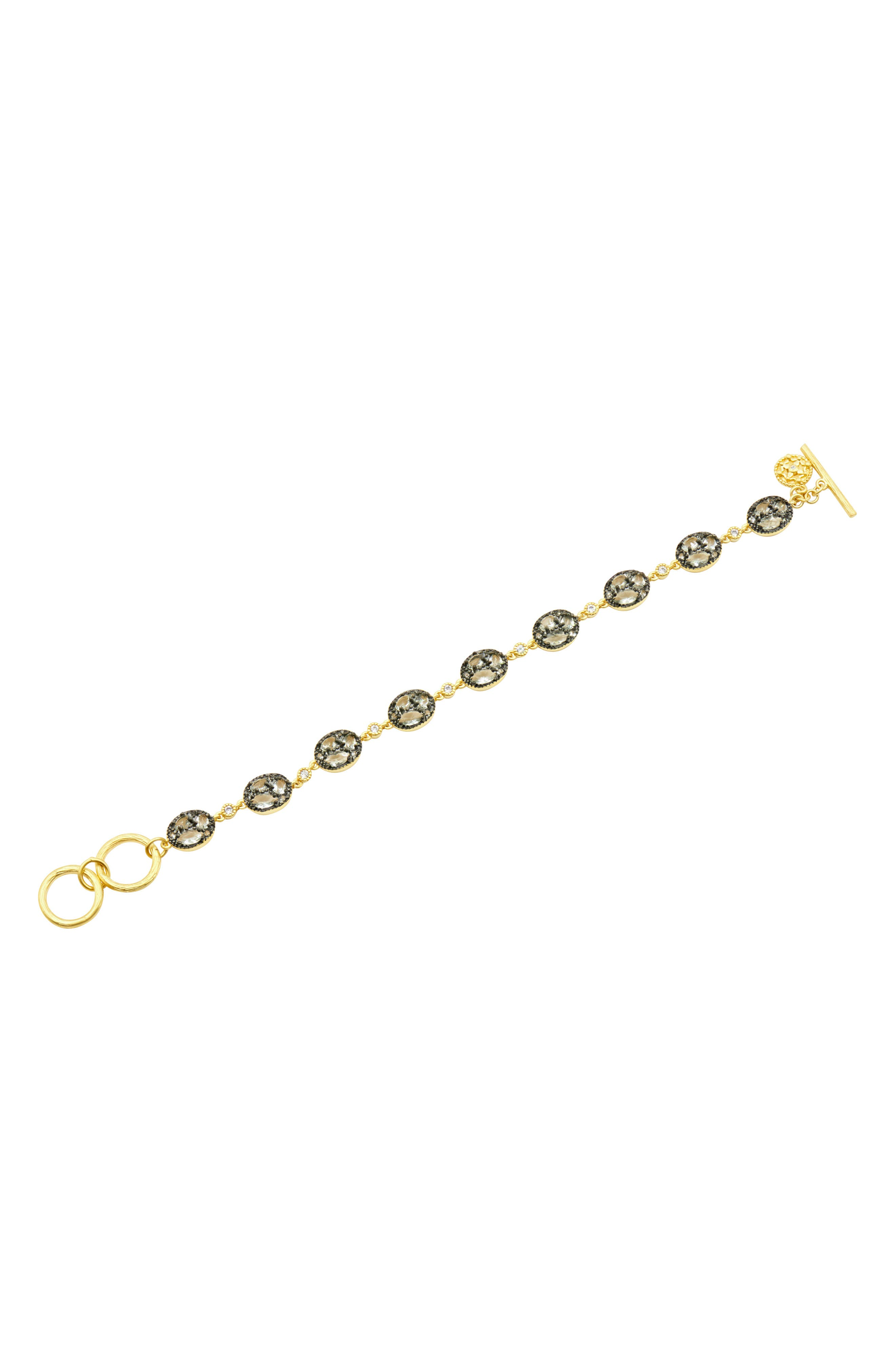 Rose Dor Line Bracelet,                             Main thumbnail 1, color,