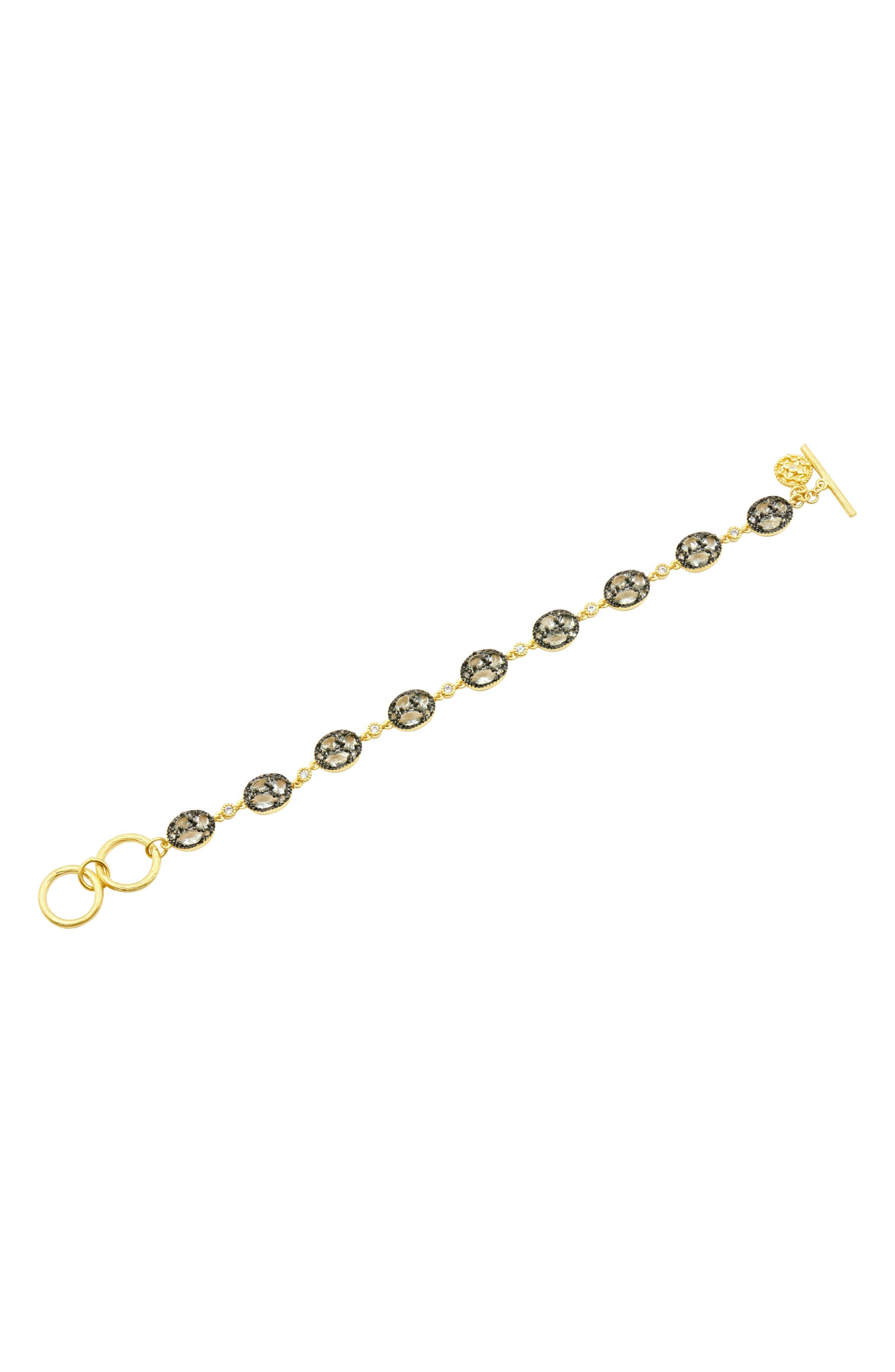 Rose Dor Line Bracelet,                         Main,                         color,