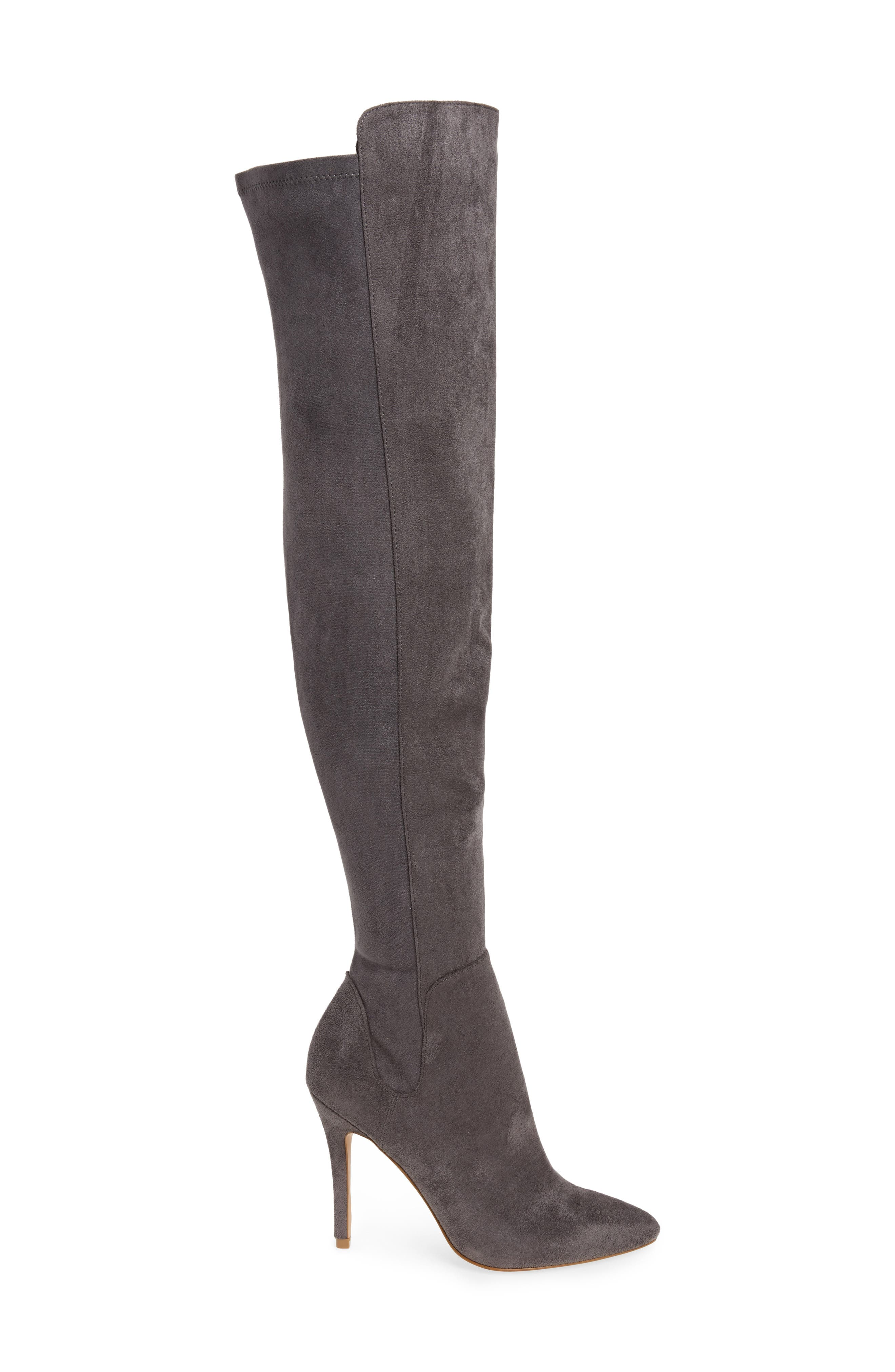 Perfect Over the Knee Boot,                             Alternate thumbnail 7, color,
