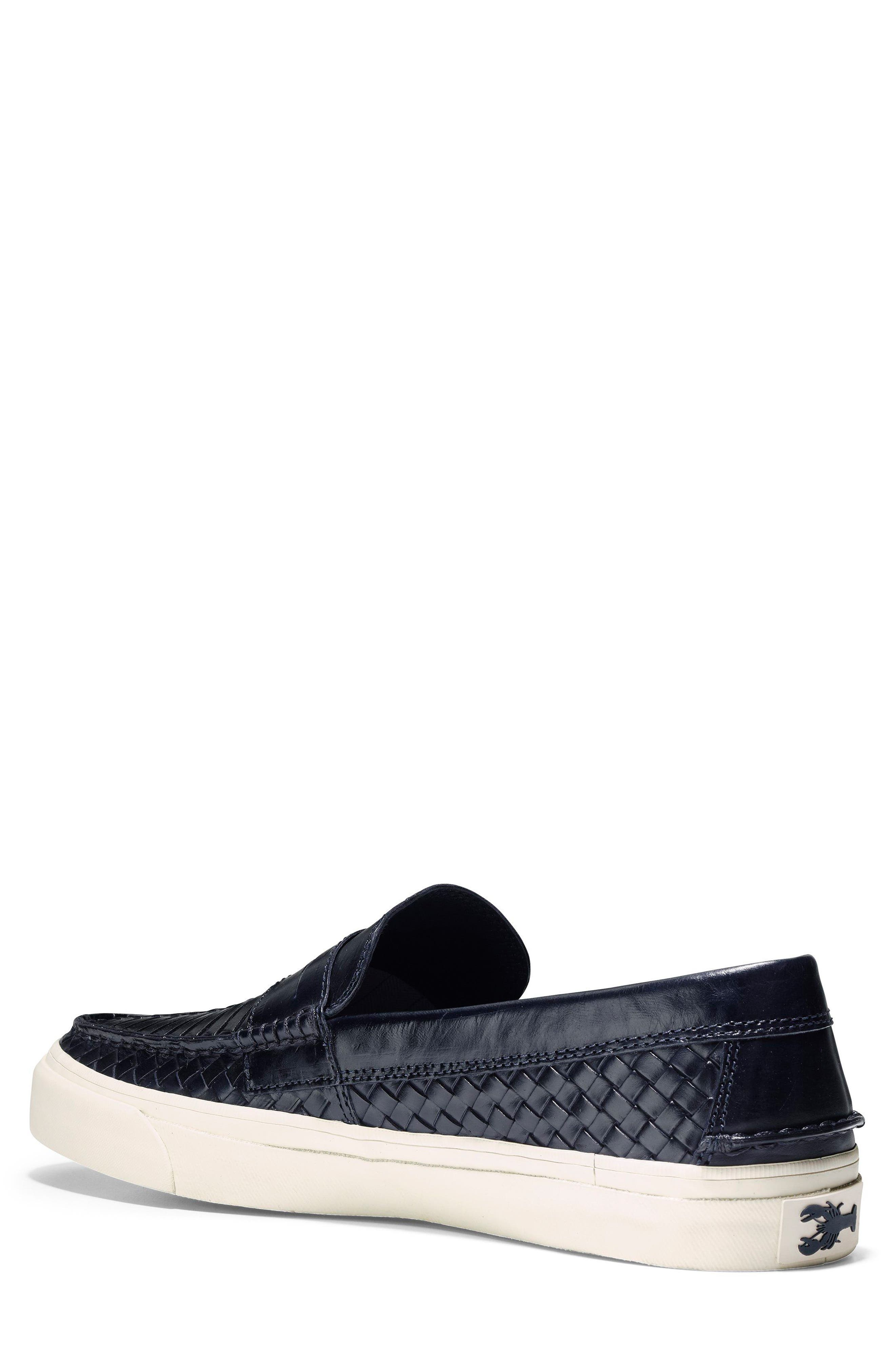 Pinch Weekend LX Huarache Loafer,                             Alternate thumbnail 6, color,