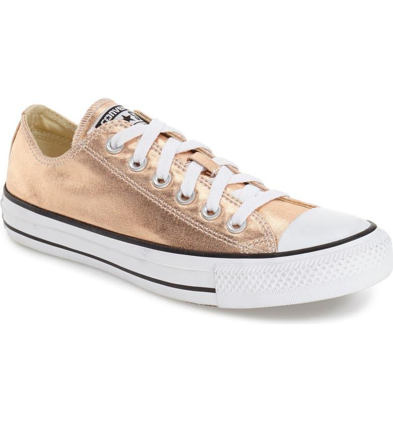 1c3188f12926 Converse Chuck Taylor® All Star®  Um - Ox  Metallic Sneaker (Women ...