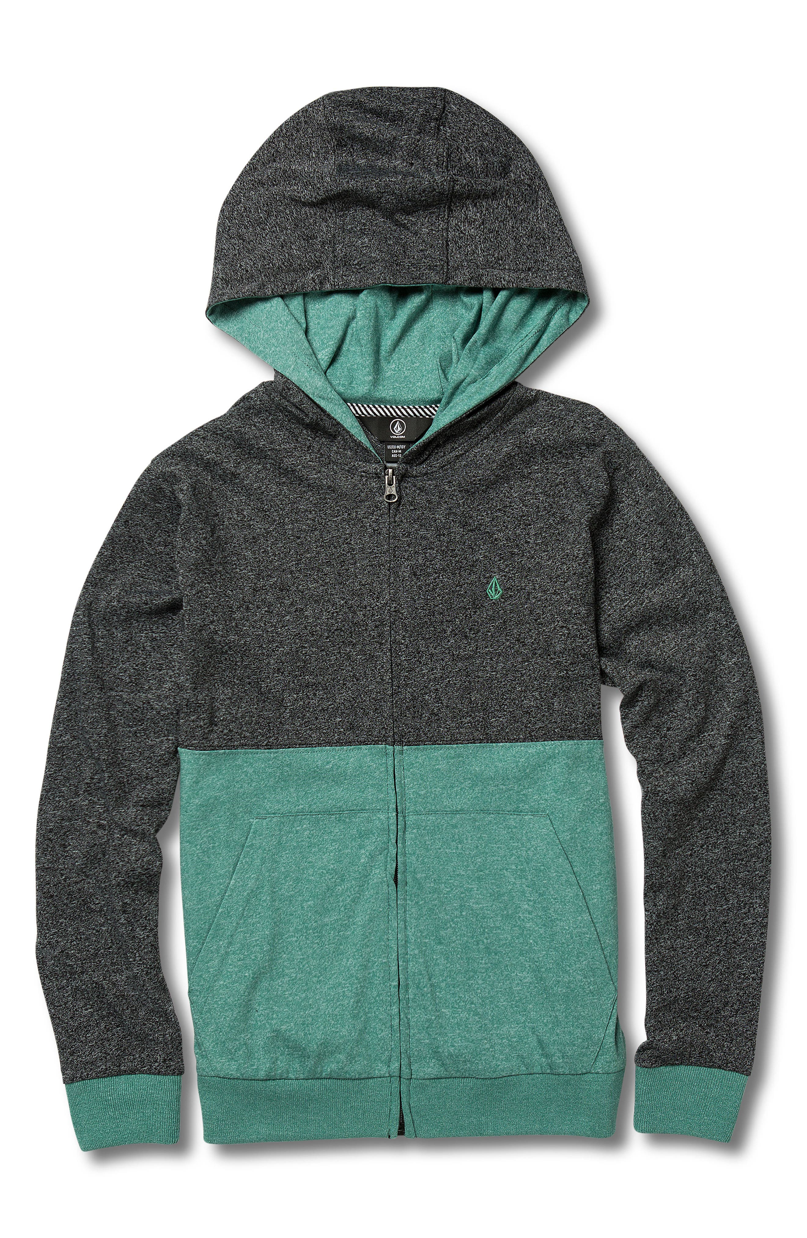 Wowzer Colorblock Hoodie,                             Main thumbnail 1, color,