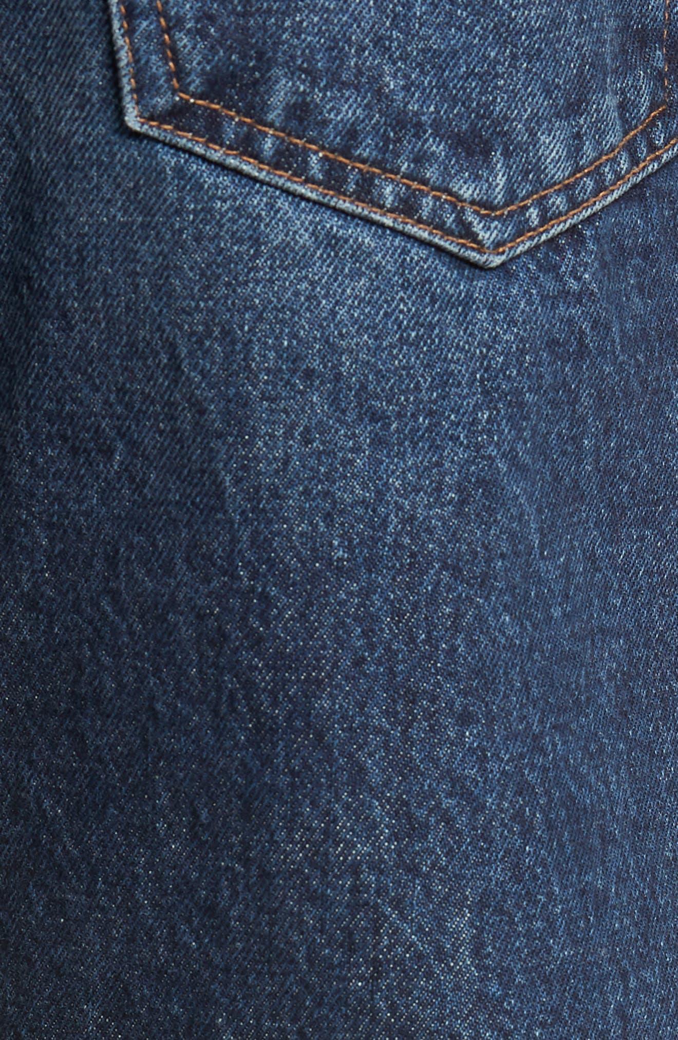 502<sup>™</sup> Straight Leg Jeans,                             Alternate thumbnail 5, color,                             401