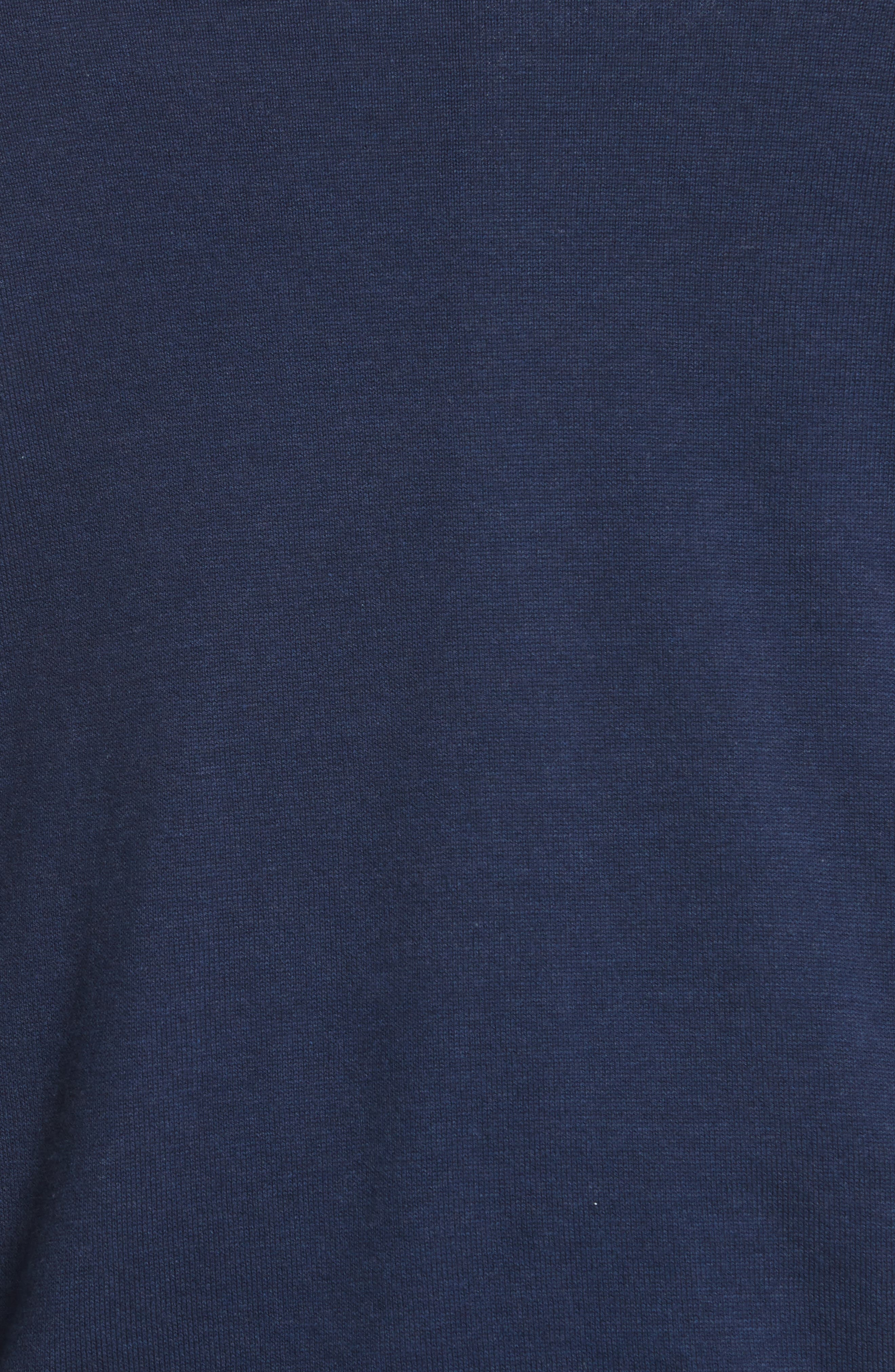 Quarter Zip Sweater,                             Alternate thumbnail 5, color,                             401