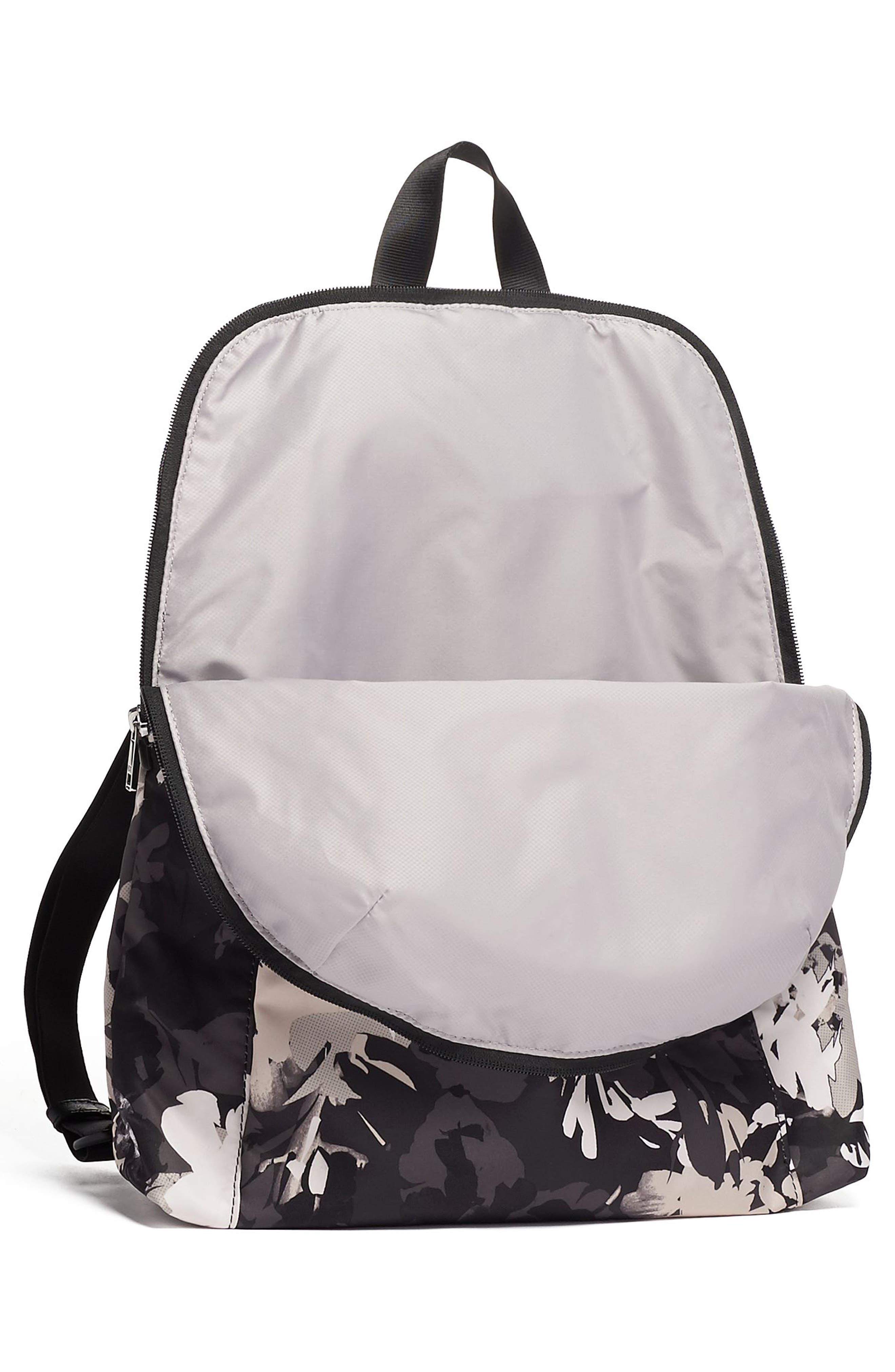 TUMI,                             Voyageur - Just in Case<sup>®</sup> Nylon Travel Backpack,                             Alternate thumbnail 2, color,                             AFRICAN FLORAL