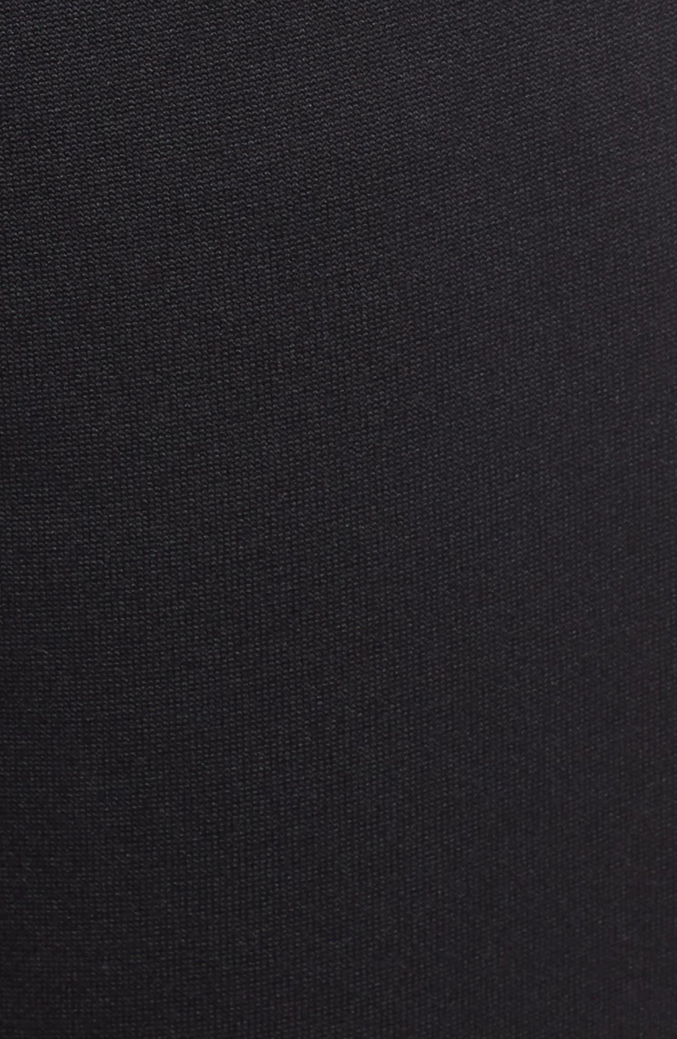 Mount Modern Jogger Pants,                             Alternate thumbnail 5, color,                             TNF BLACK