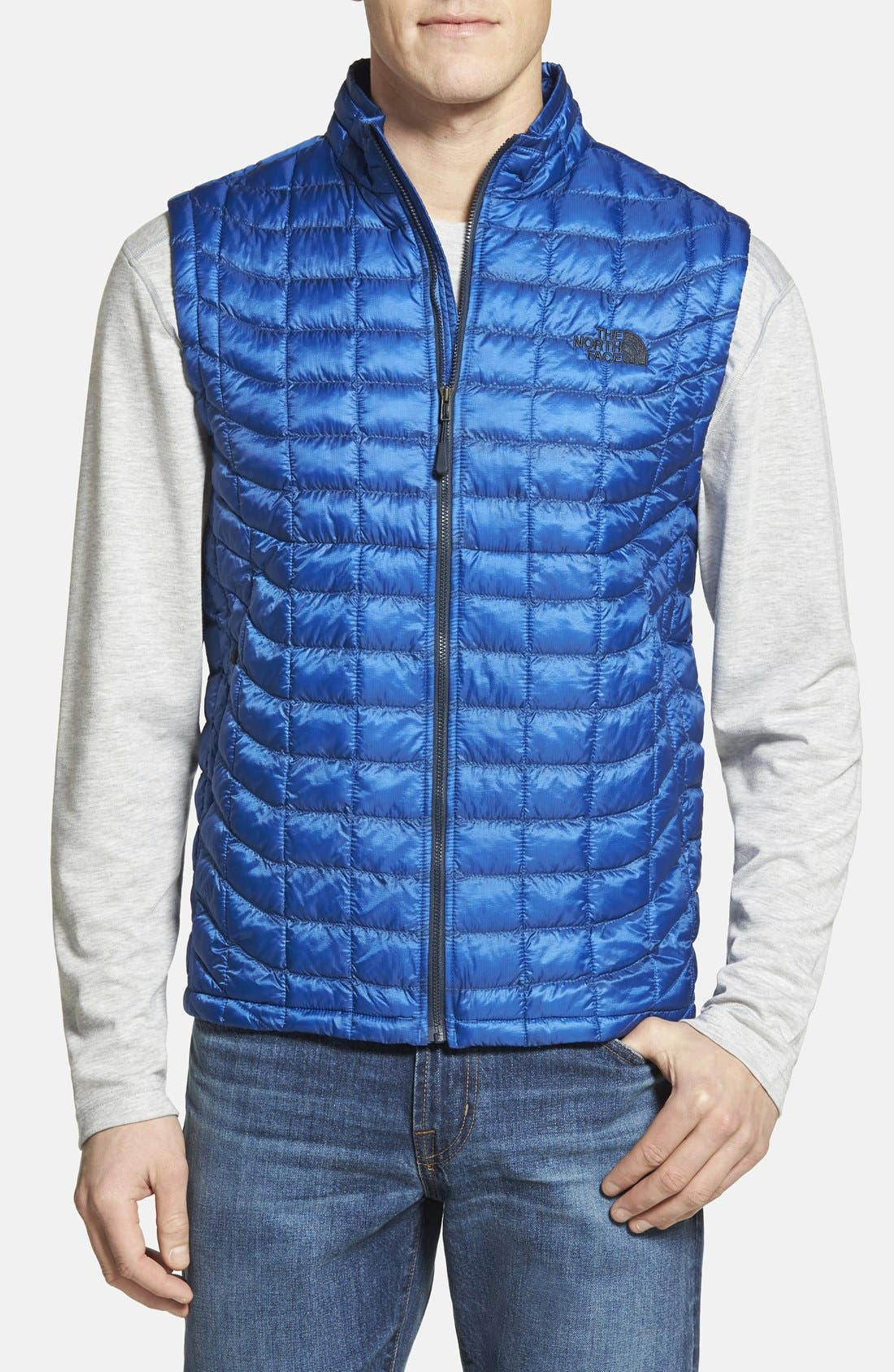 'ThermoBall<sup>™</sup>' Packable PrimaLoft<sup>®</sup> Vest,                             Main thumbnail 18, color,