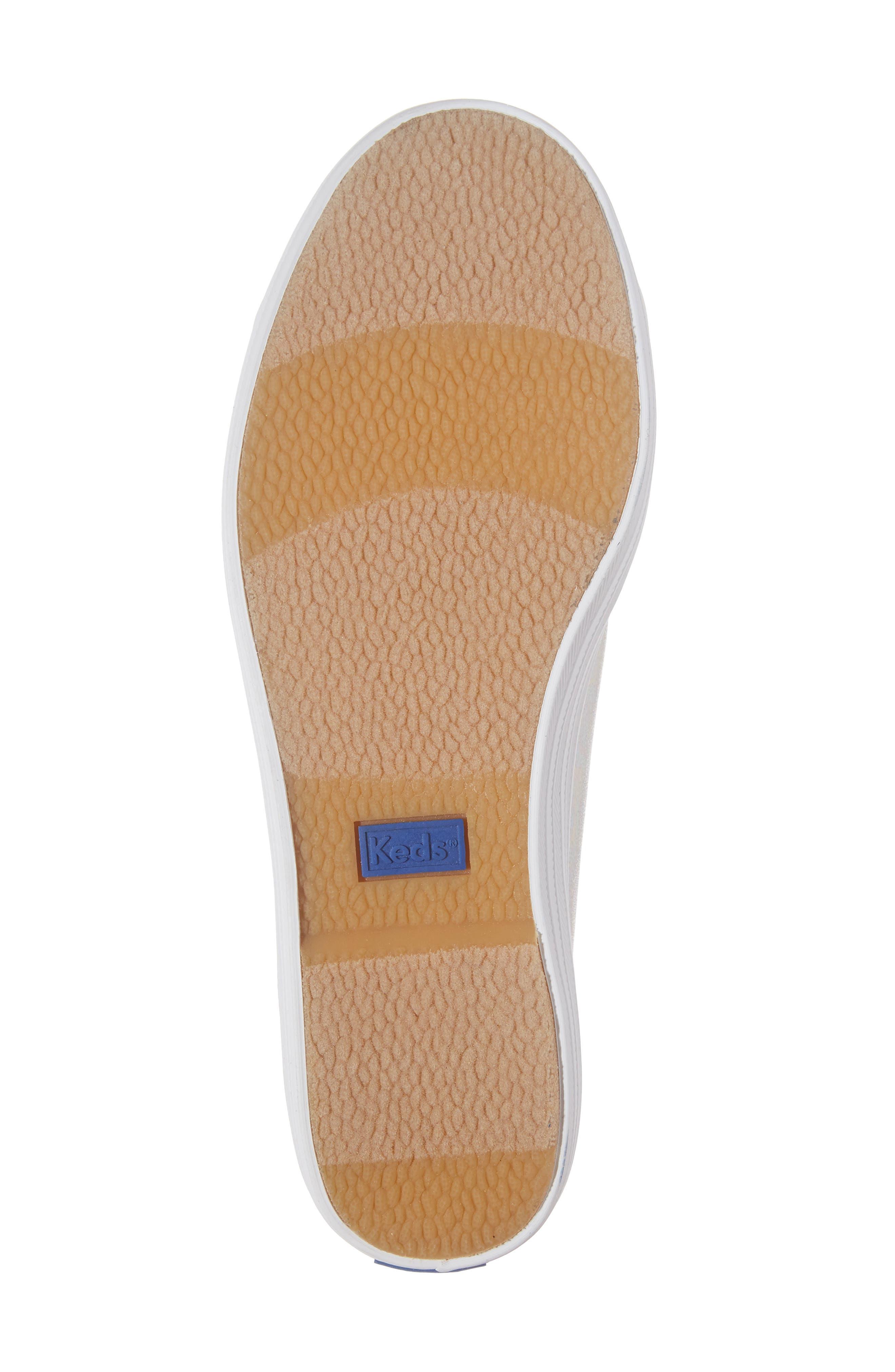 Triple Kick Platform Sneaker,                             Alternate thumbnail 6, color,                             020