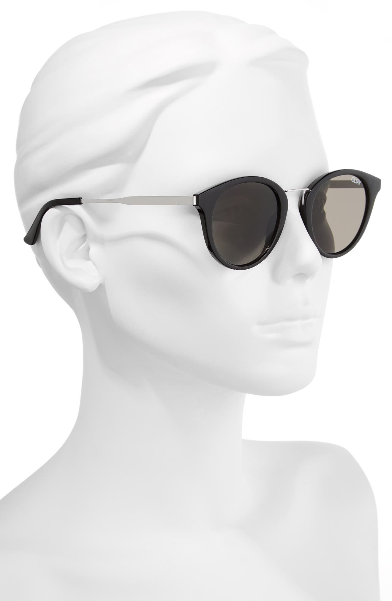 Gotta Run 48mm Sunglasses,                             Alternate thumbnail 2, color,                             001