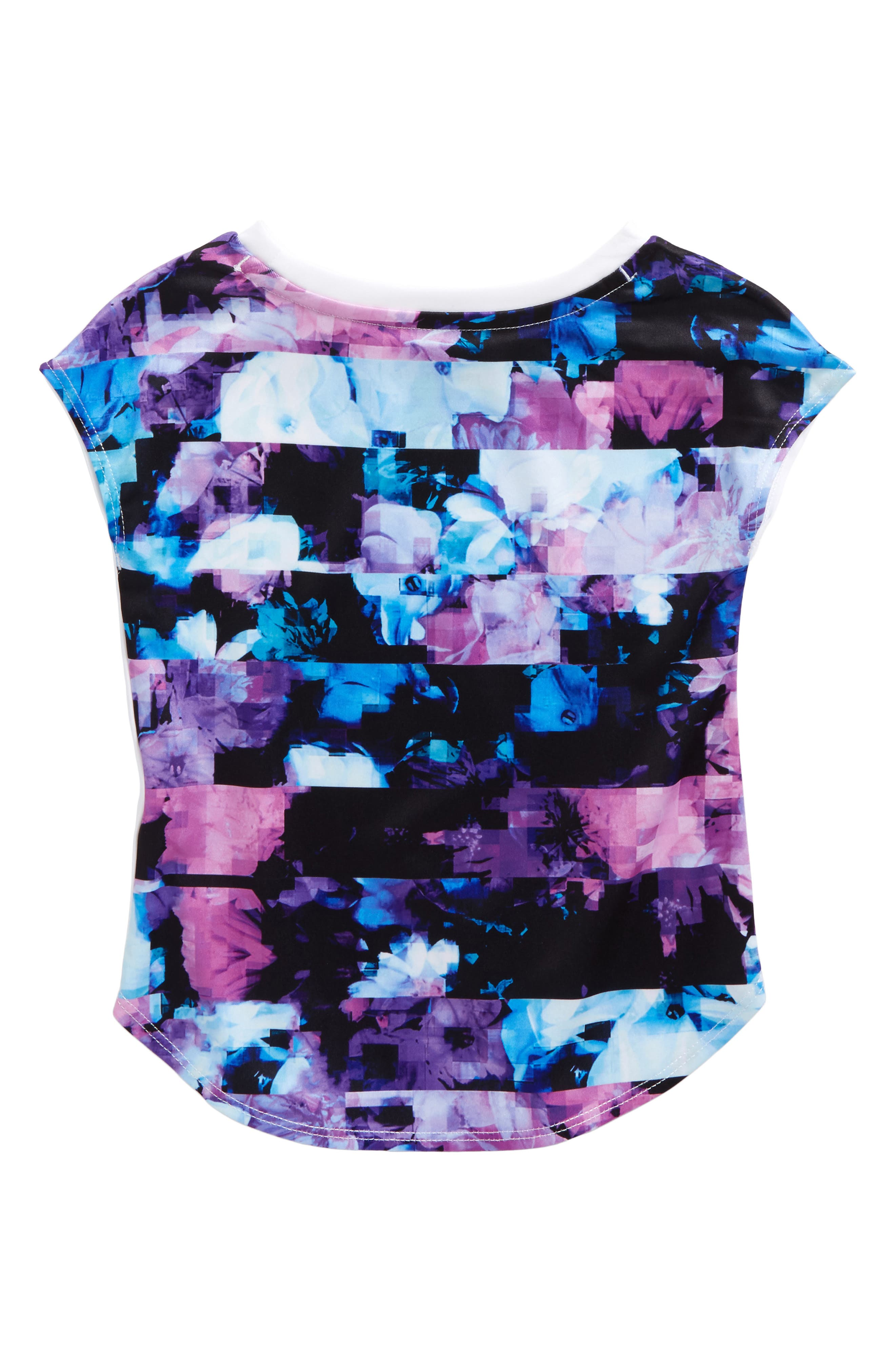Flower Jams Graphic Dry Tee,                             Alternate thumbnail 2, color,                             113