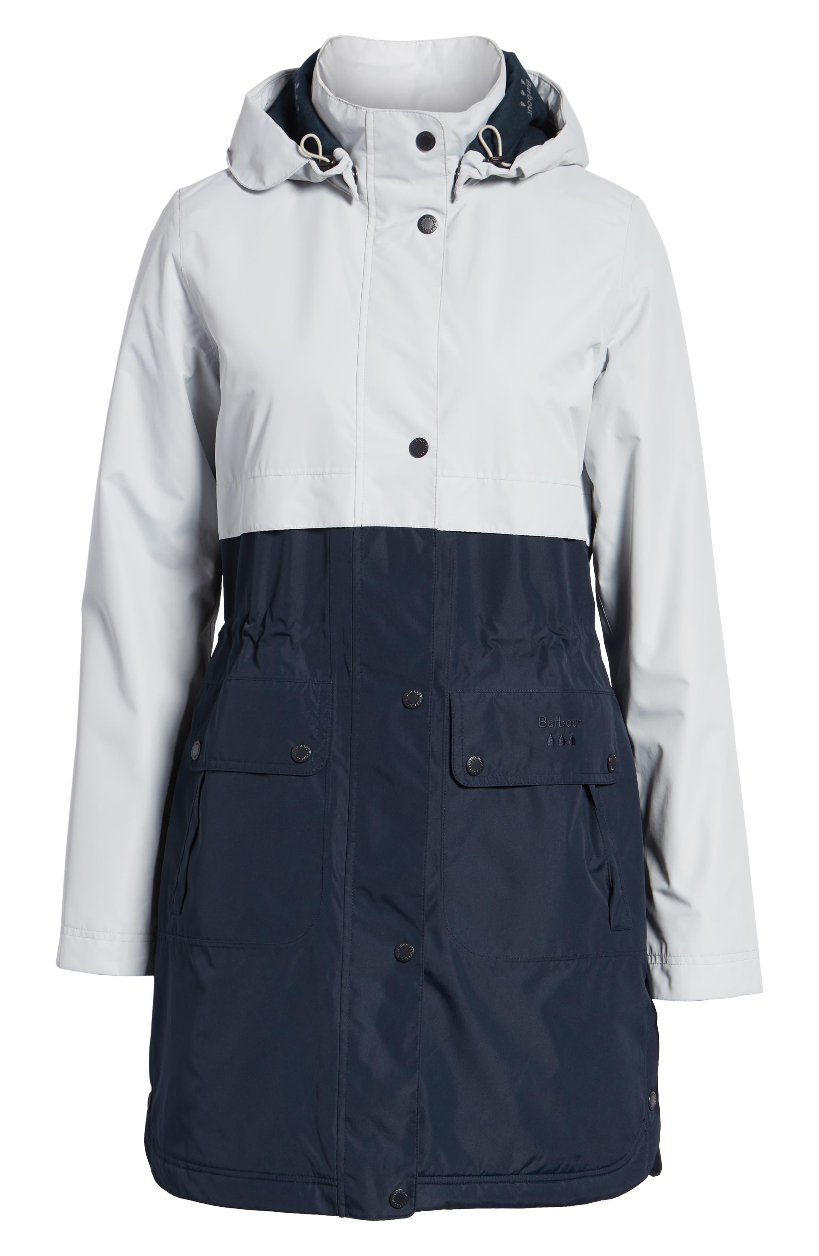 Damini Waterproof Jacket,                             Alternate thumbnail 6, color,                             410