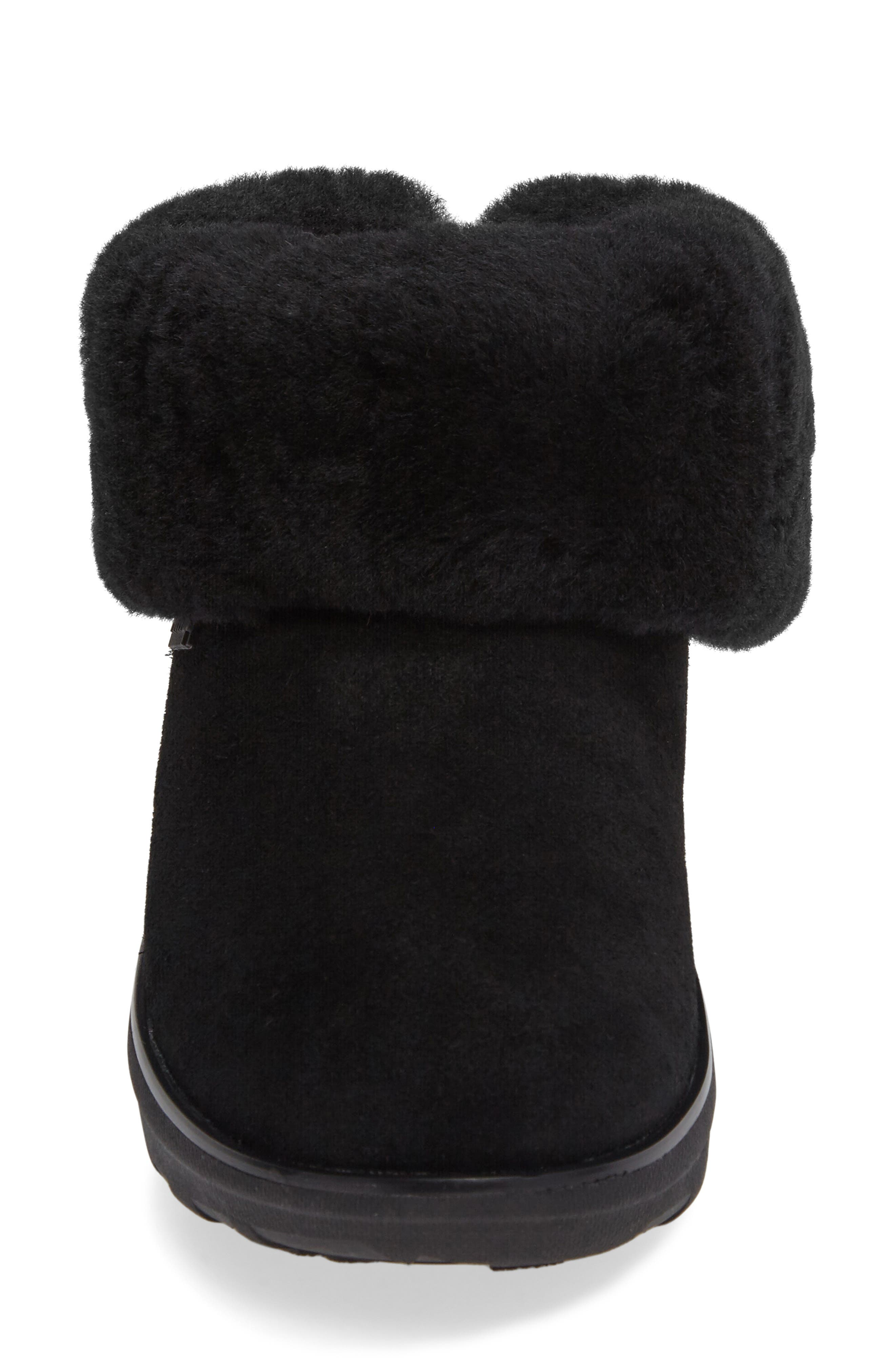 Shorty II Genuine Shearling Lined Boot,                             Alternate thumbnail 3, color,                             009