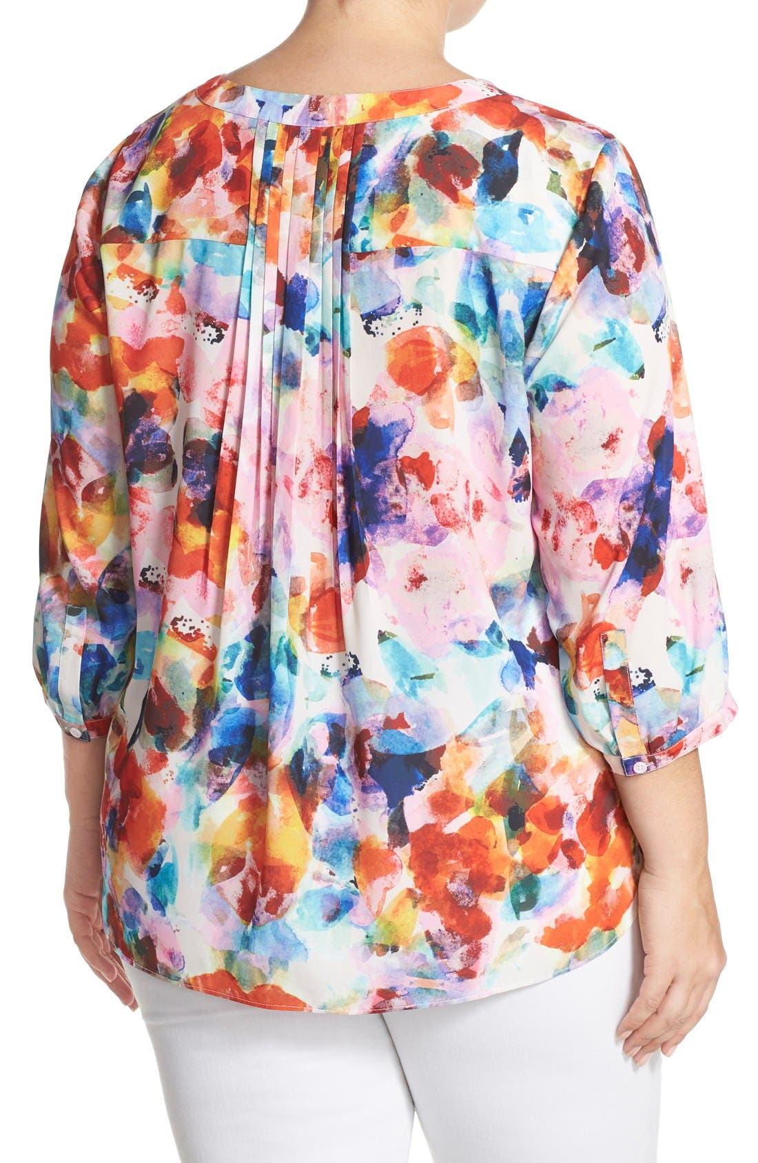 Henley Top,                             Alternate thumbnail 385, color,
