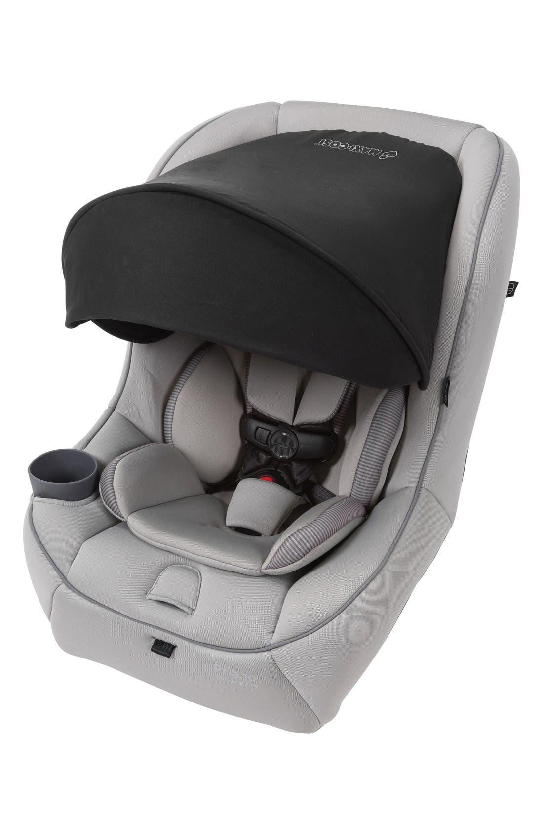 Infant MaxiCosi Car Seat Sun Canopy Size One Size  Black