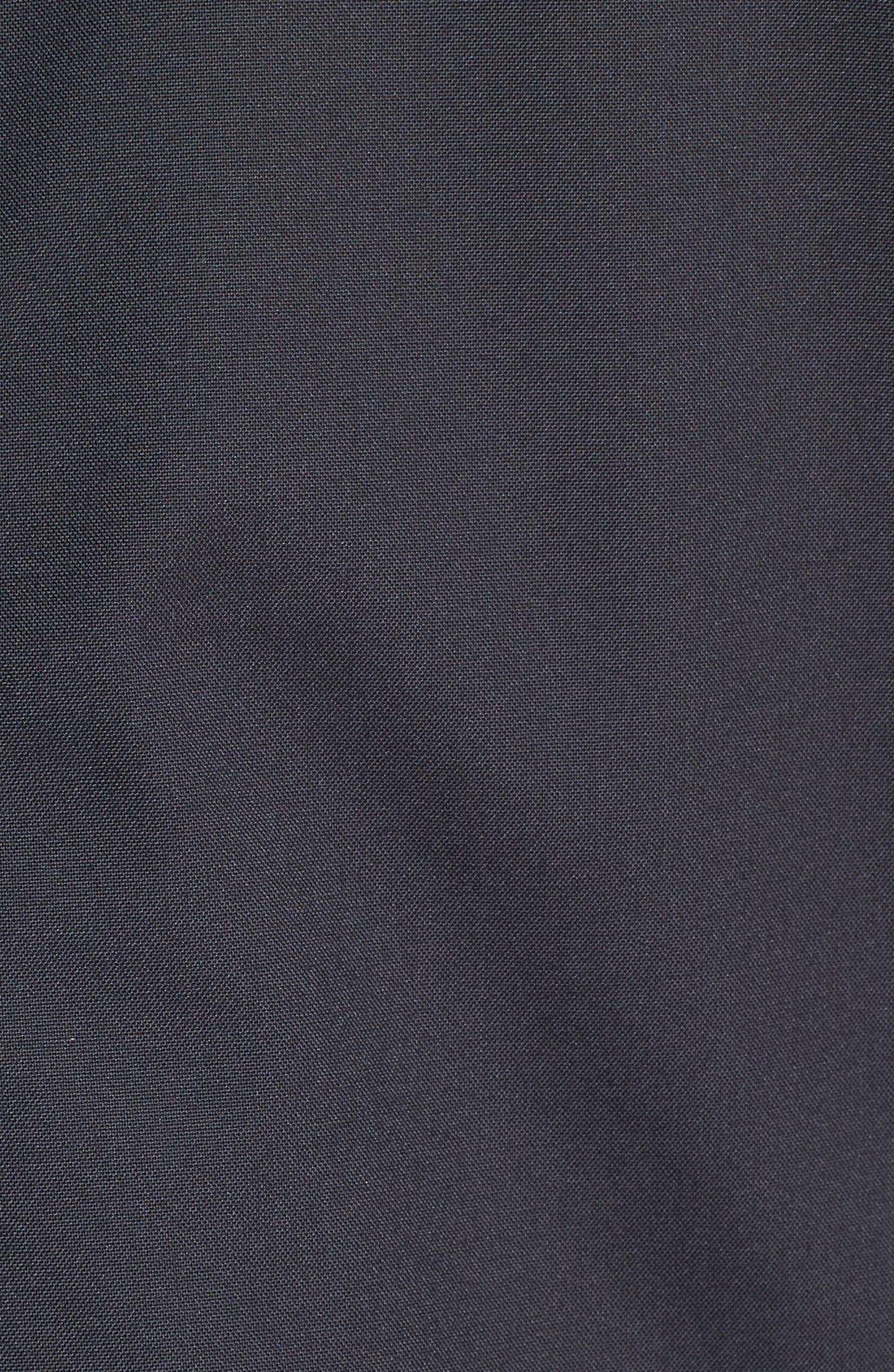 Woolrich 'Teton Rudder' Hooded Canvas Jacket,                             Alternate thumbnail 6, color,                             410