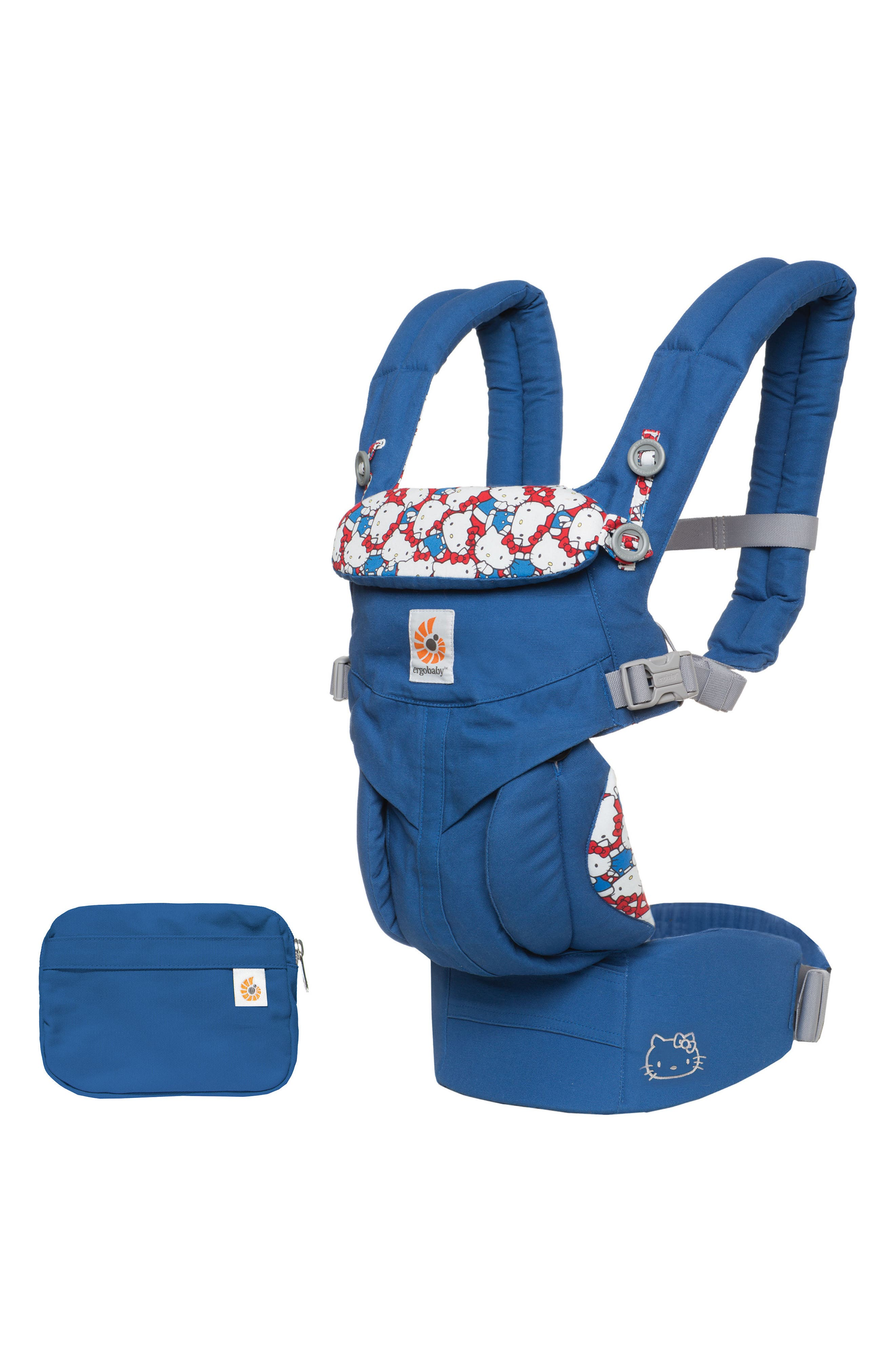 x Hello Kitty<sup>®</sup> Omni 360 Baby Carrier,                             Main thumbnail 1, color,                             420