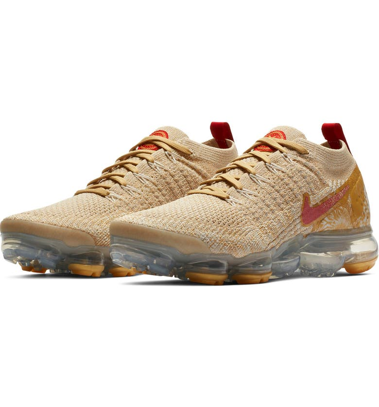 best loved 9a797 7c552 NIKE Air Vapormax Flyknit 2 Chinese New Year Running Shoe, Main, color,  LIGHT