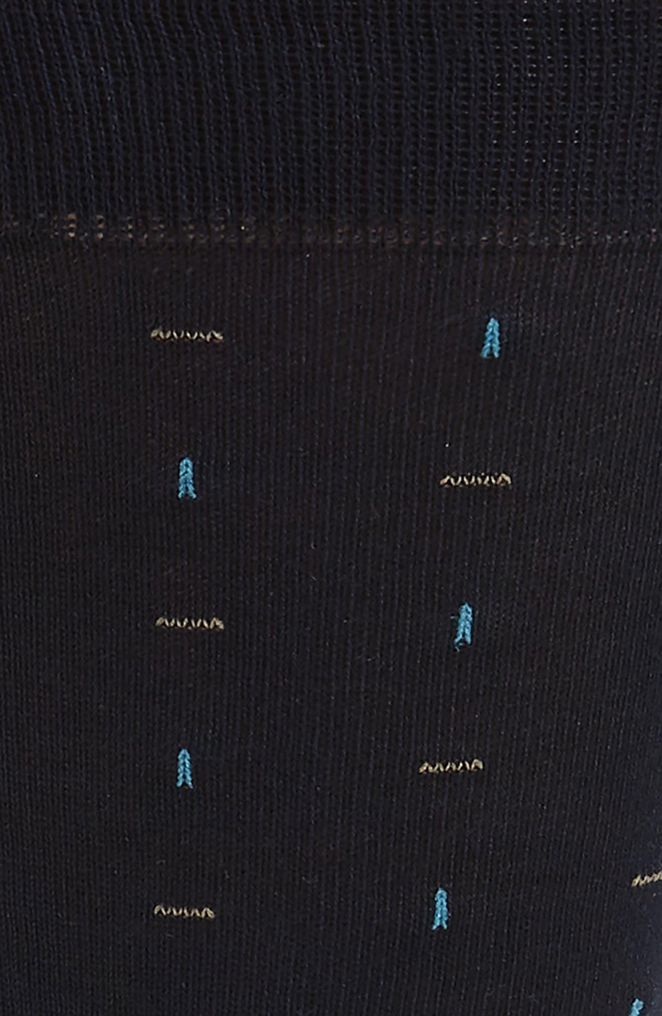 Dashes Socks,                             Alternate thumbnail 7, color,