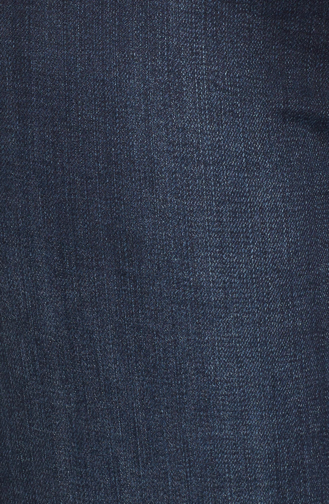 Natalie High Waist Bootcut Jeans,                             Alternate thumbnail 5, color,                             453