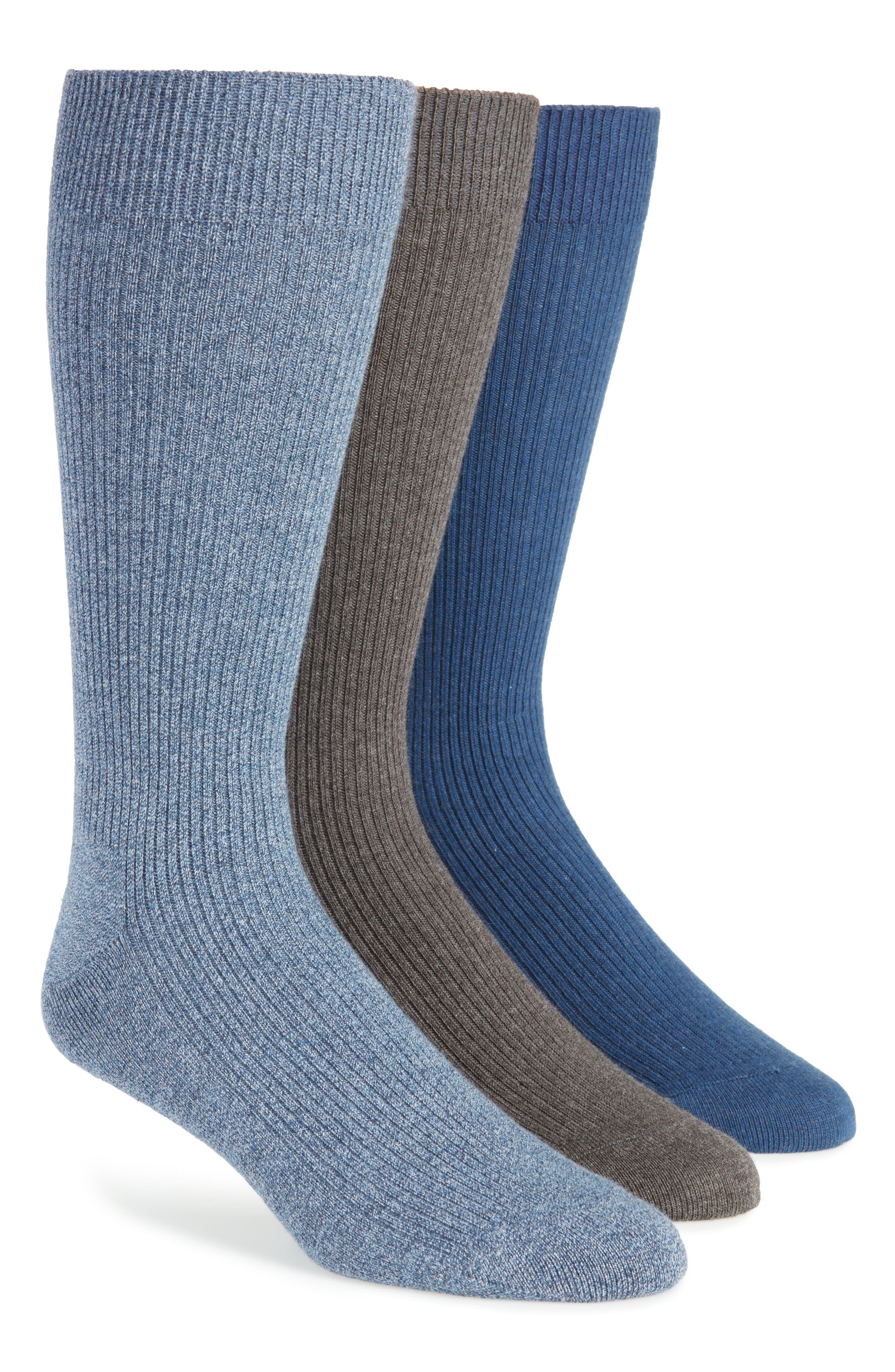 3-Pack Socks,                             Main thumbnail 2, color,