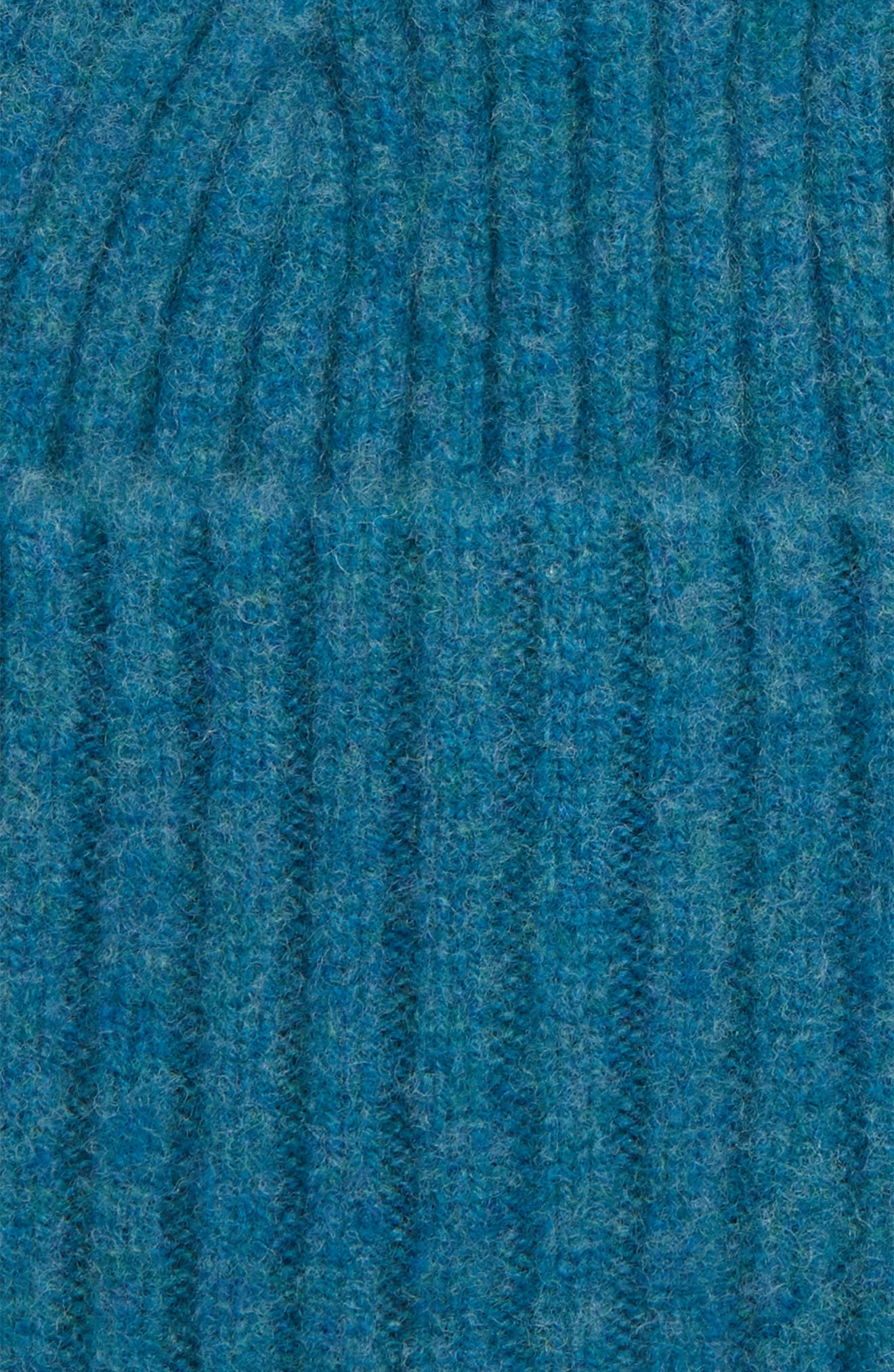 Drakes Brushed Wool Beanie,                             Alternate thumbnail 2, color,                             BLUE