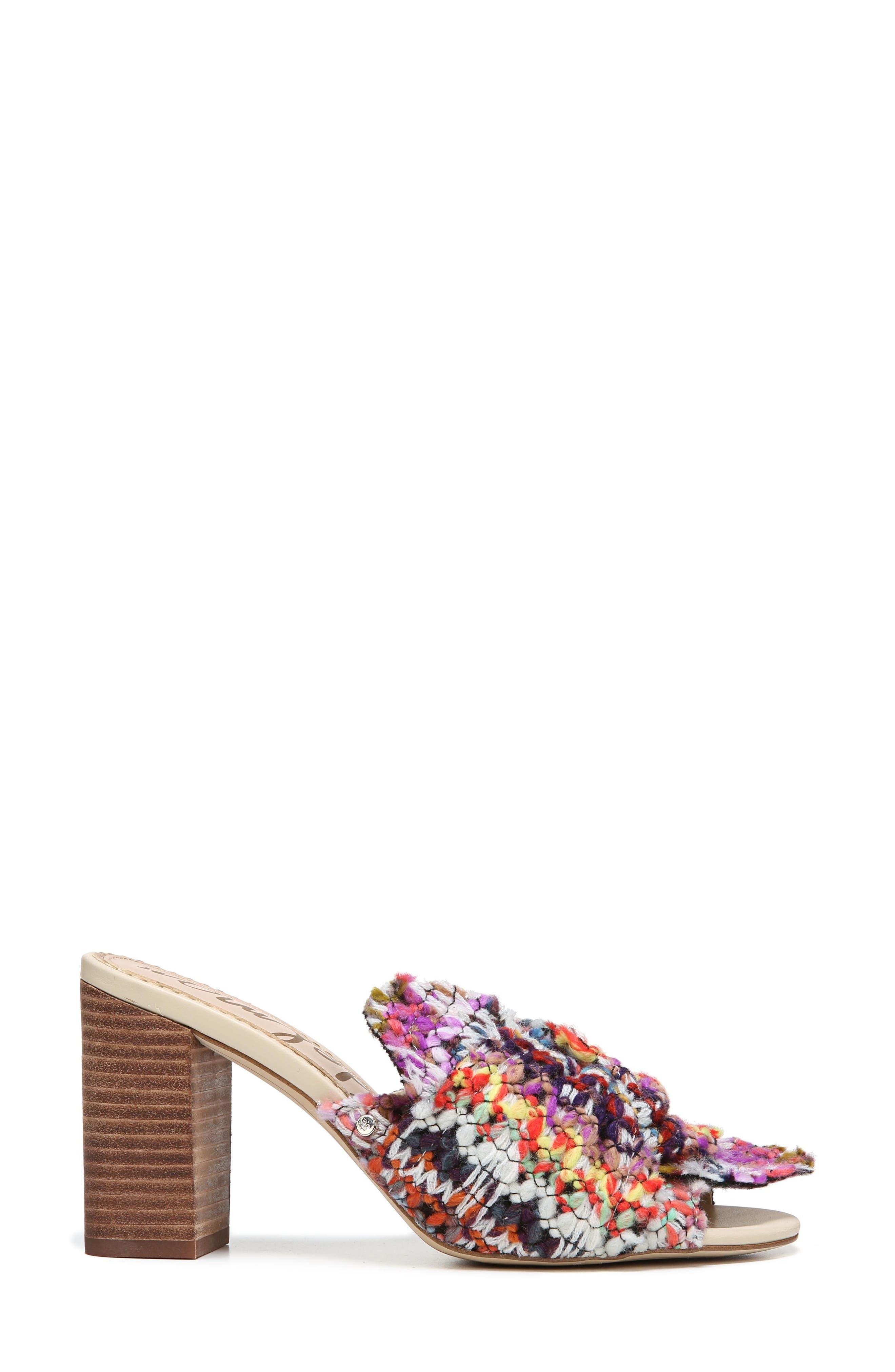 Oda Slide Sandal,                             Alternate thumbnail 3, color,                             100