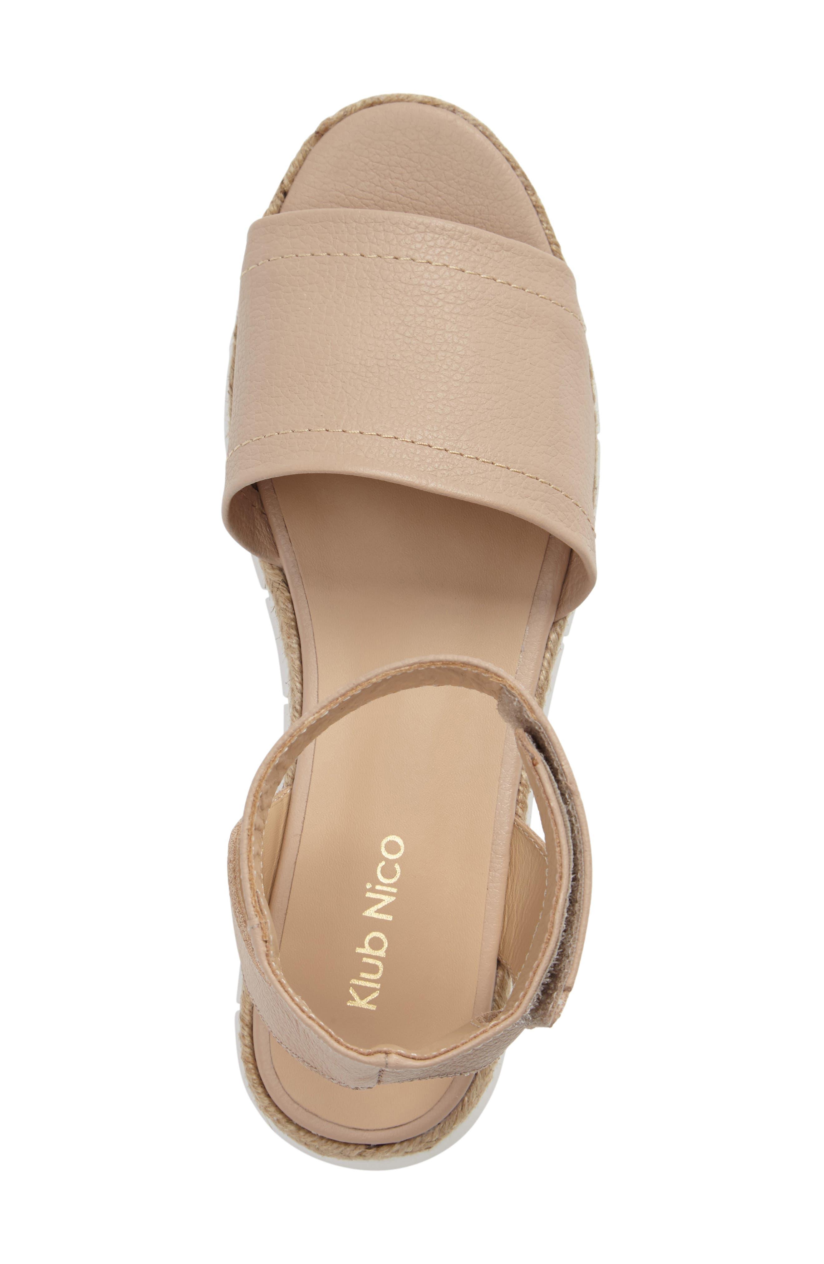 Cleo Platform Sandal,                             Alternate thumbnail 12, color,