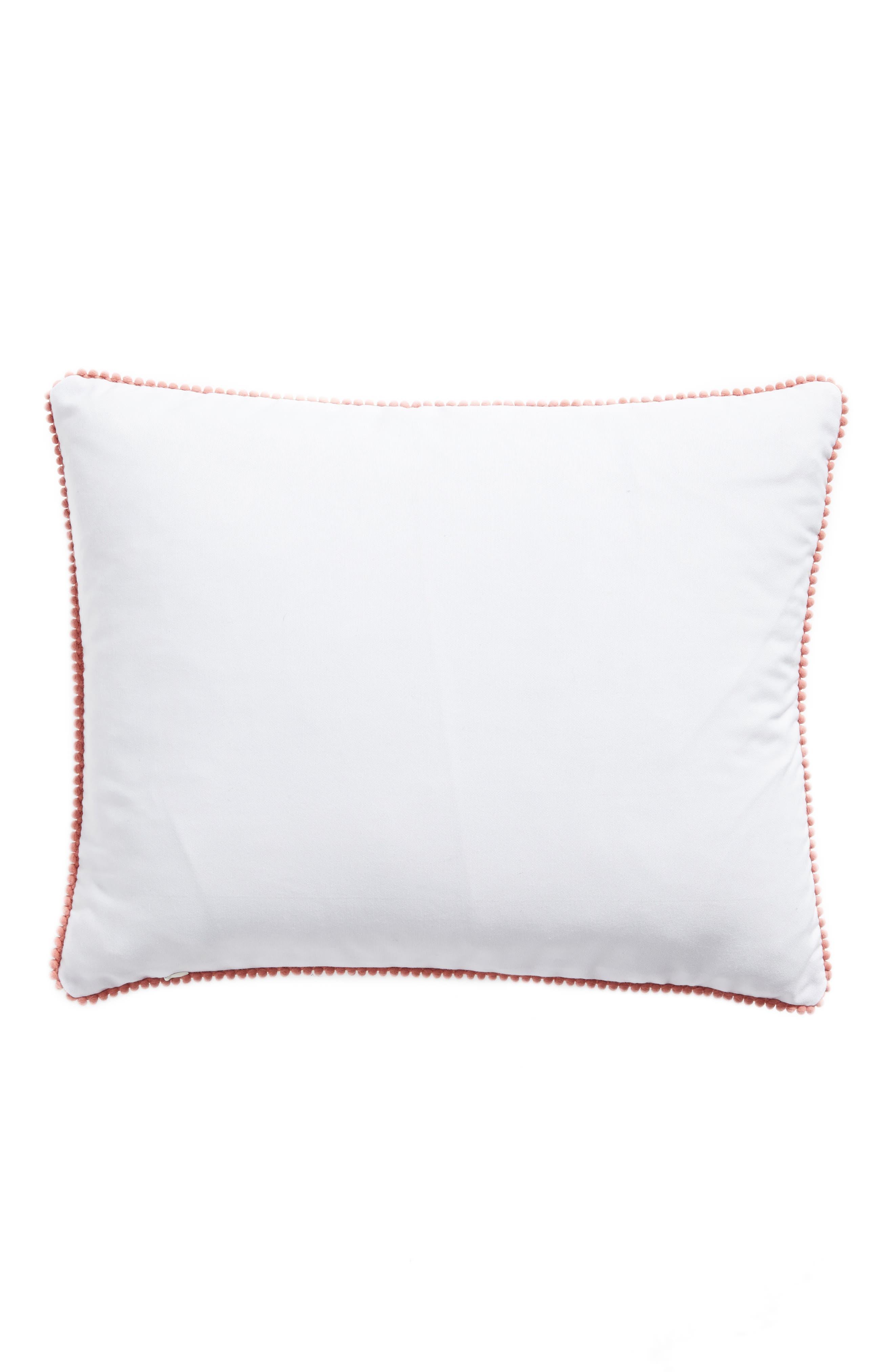 Flamingo Accent Pillow,                             Alternate thumbnail 2, color,                             900
