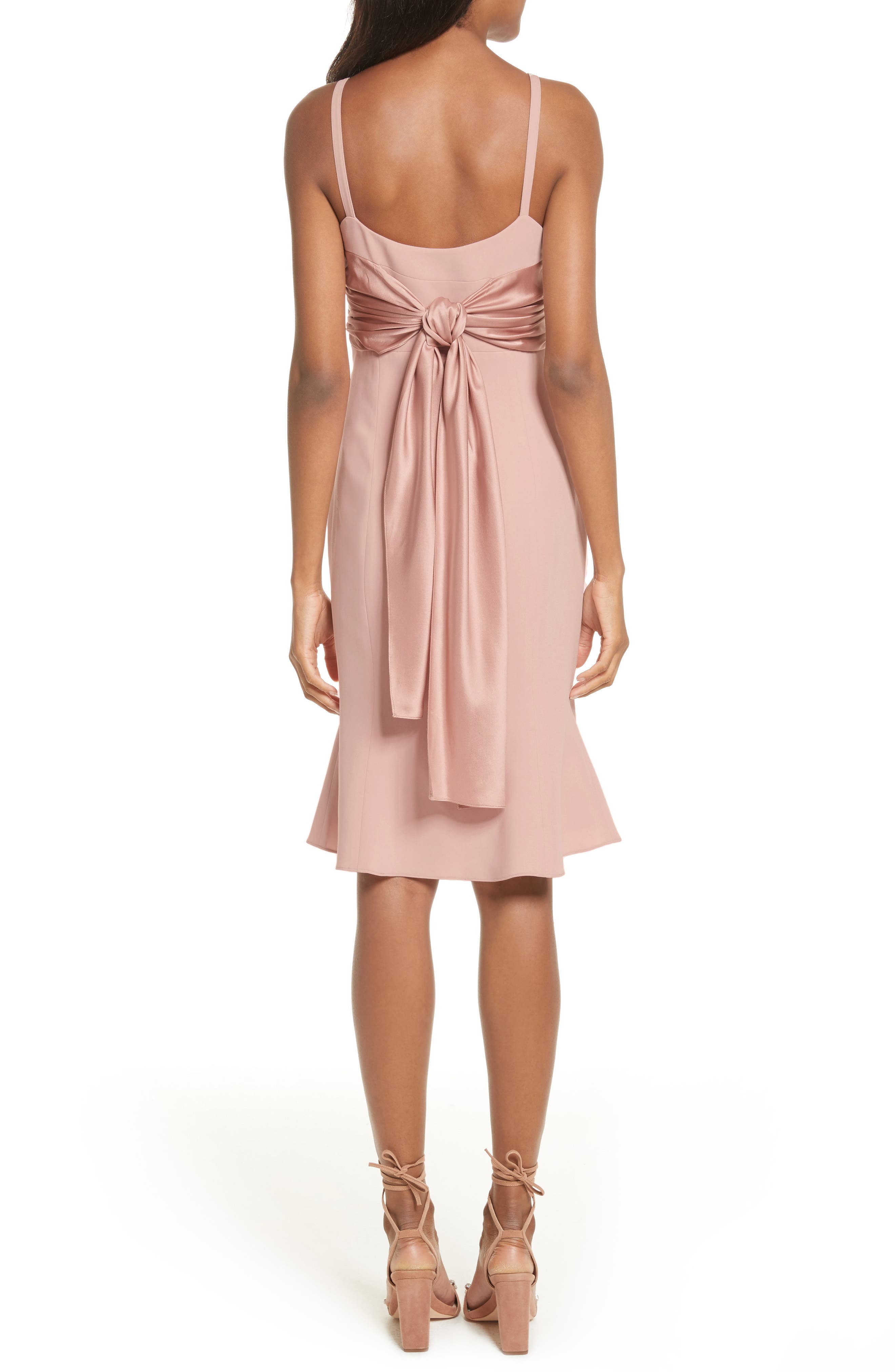 Paloma Fit & Flare Dress,                             Alternate thumbnail 2, color,                             563