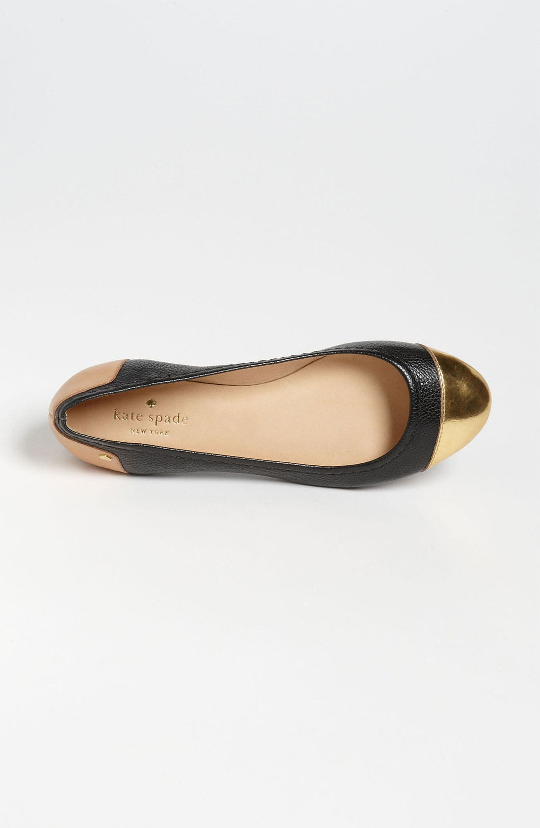 KATE SPADE TERRY FLAT,                             Alternate thumbnail 2, color,                             001