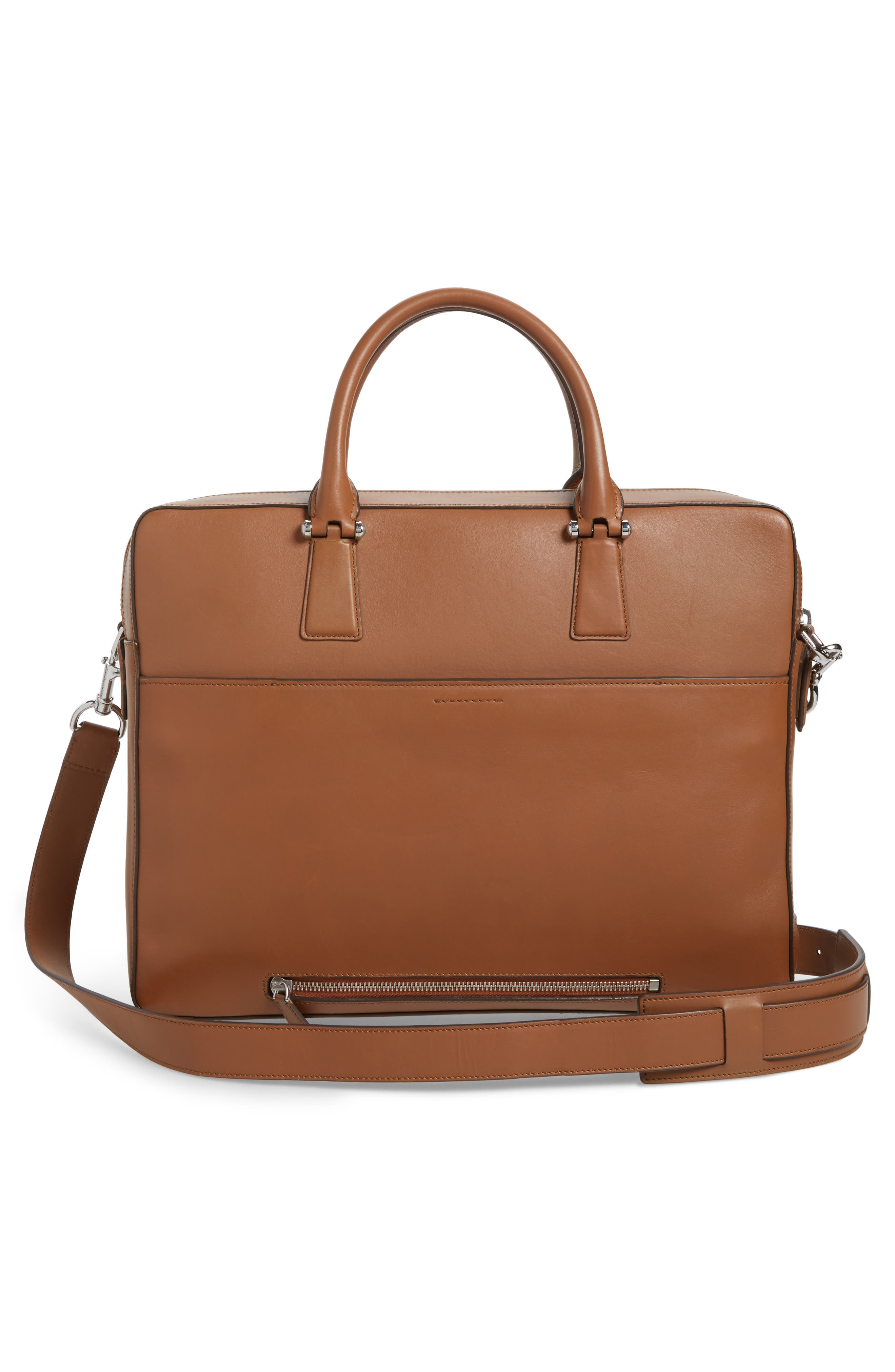 Washington Grand Briefcase,                             Alternate thumbnail 3, color,                             LUGGAGE
