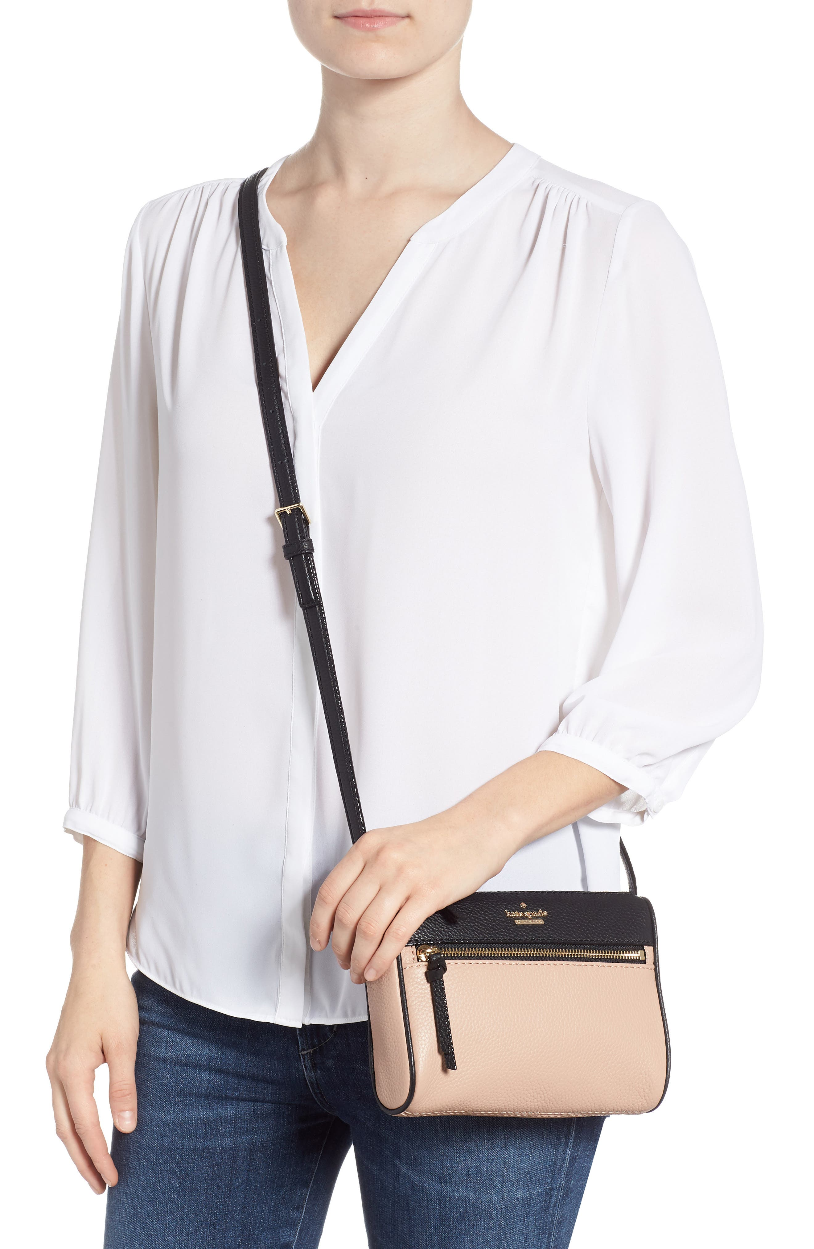 mini jackson street - cayli crossbody bag,                             Alternate thumbnail 2, color,                             950