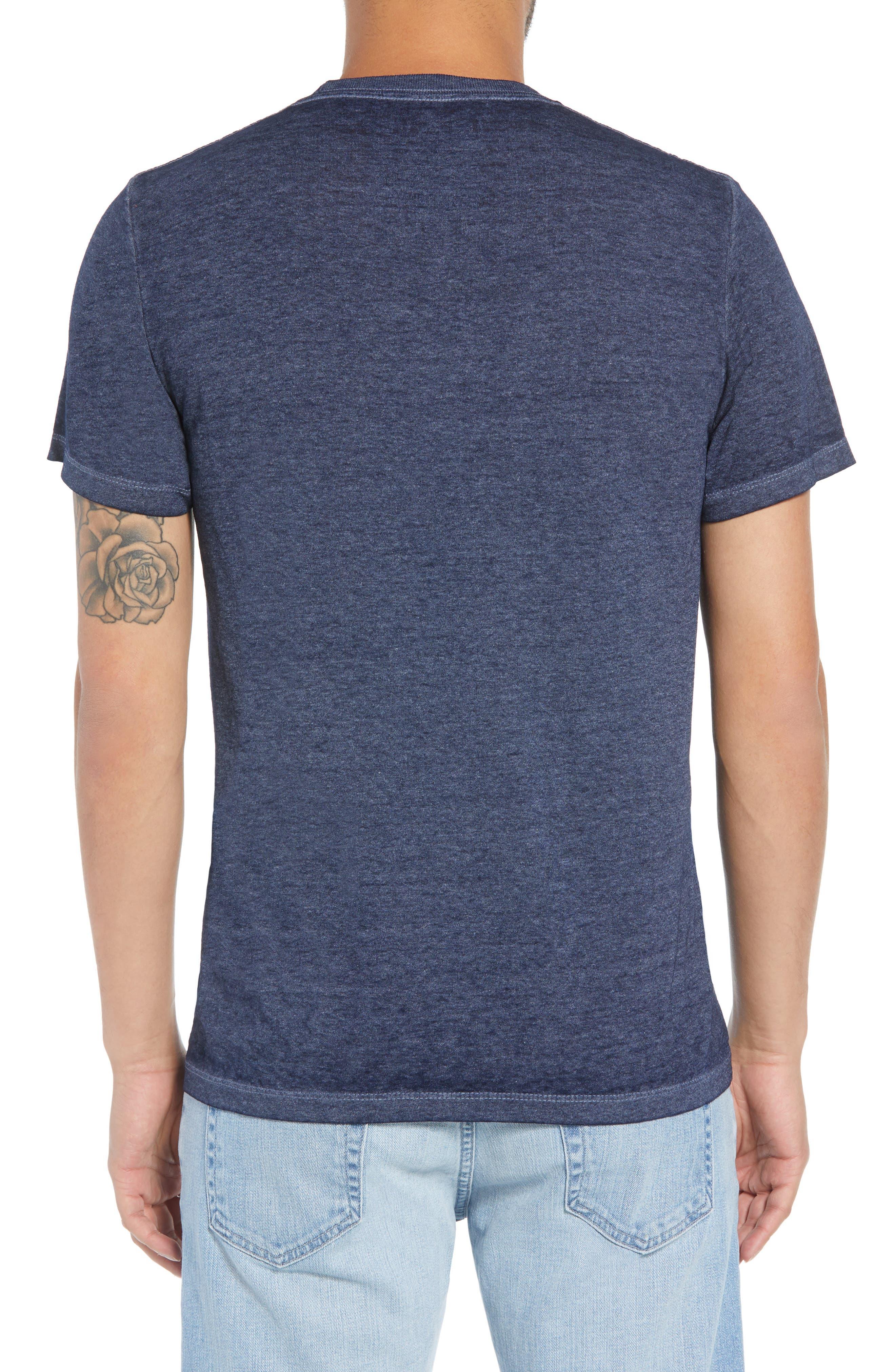Oregon Trail T-Shirt,                             Alternate thumbnail 2, color,                             001