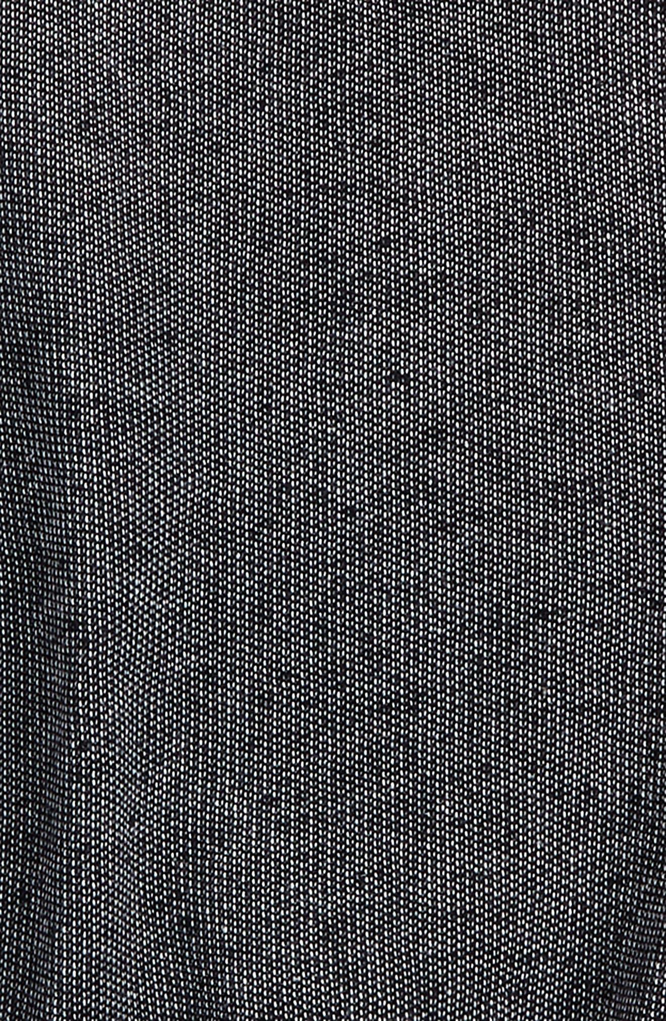 Brushed Fleece Pullover,                             Alternate thumbnail 3, color,
