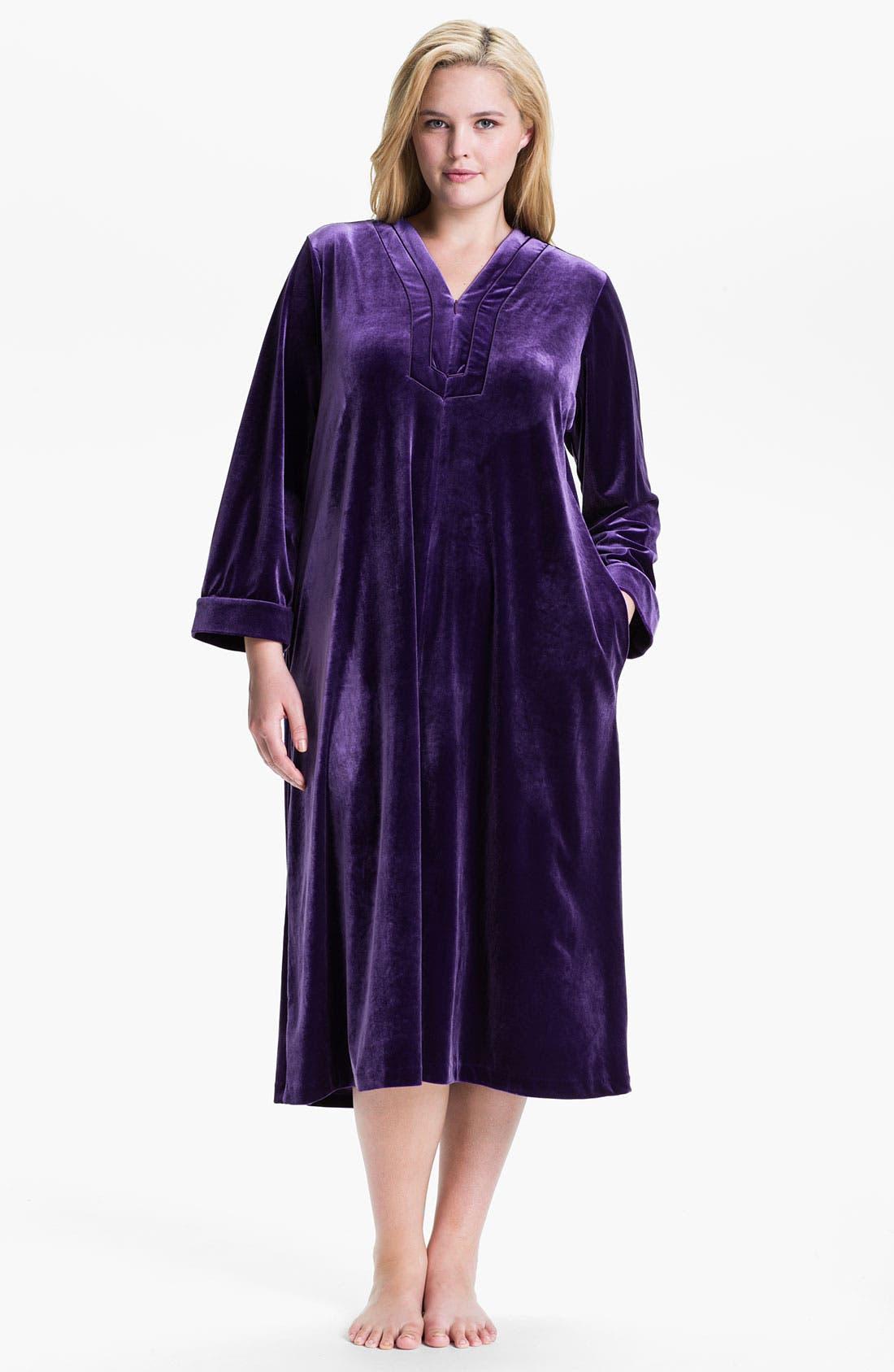 Sleepwear 'Zahara Nights' Robe,                             Main thumbnail 2, color,