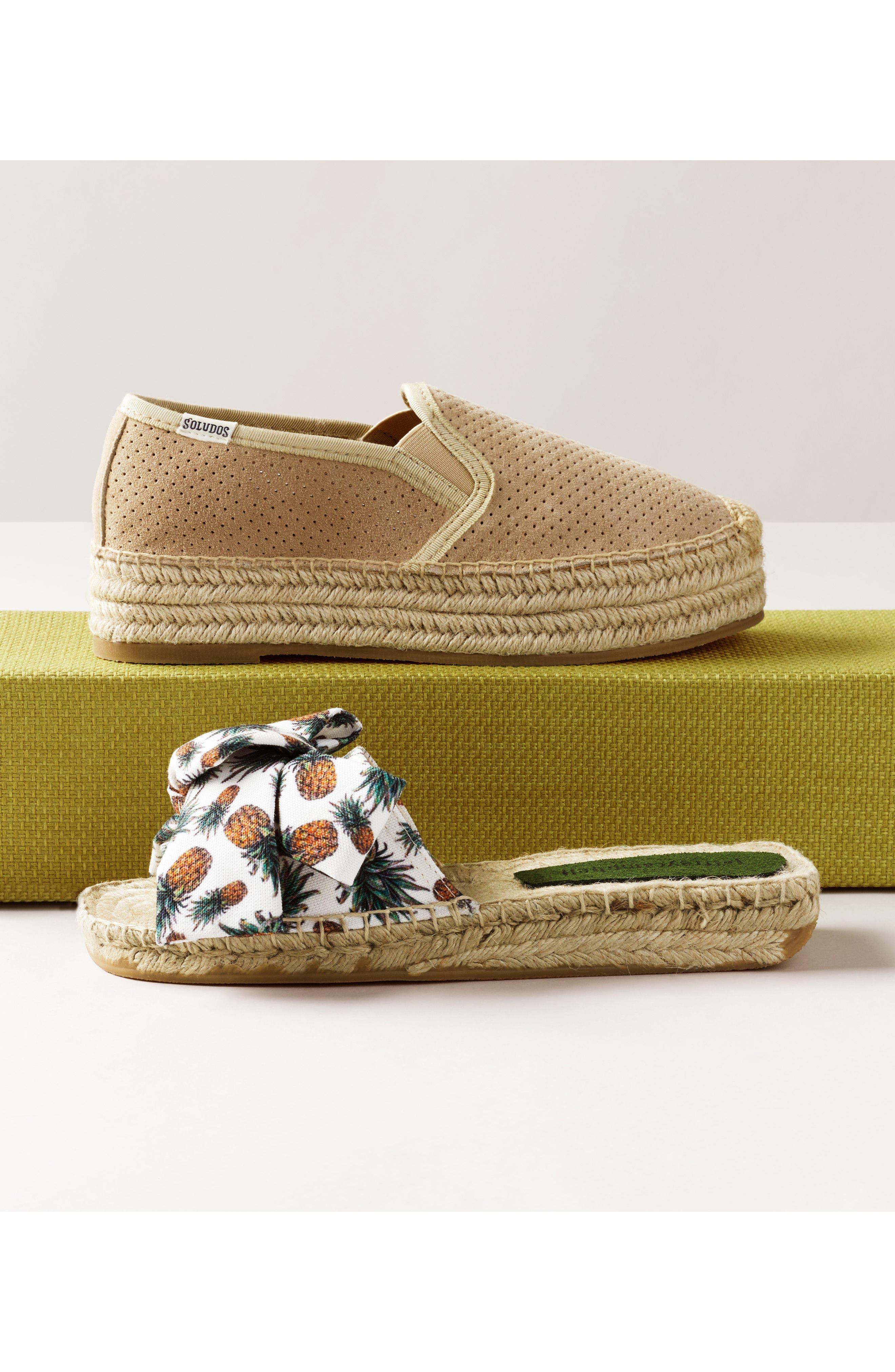 Estela Bow Tie Slide Sandal,                         Main,                         color, 005