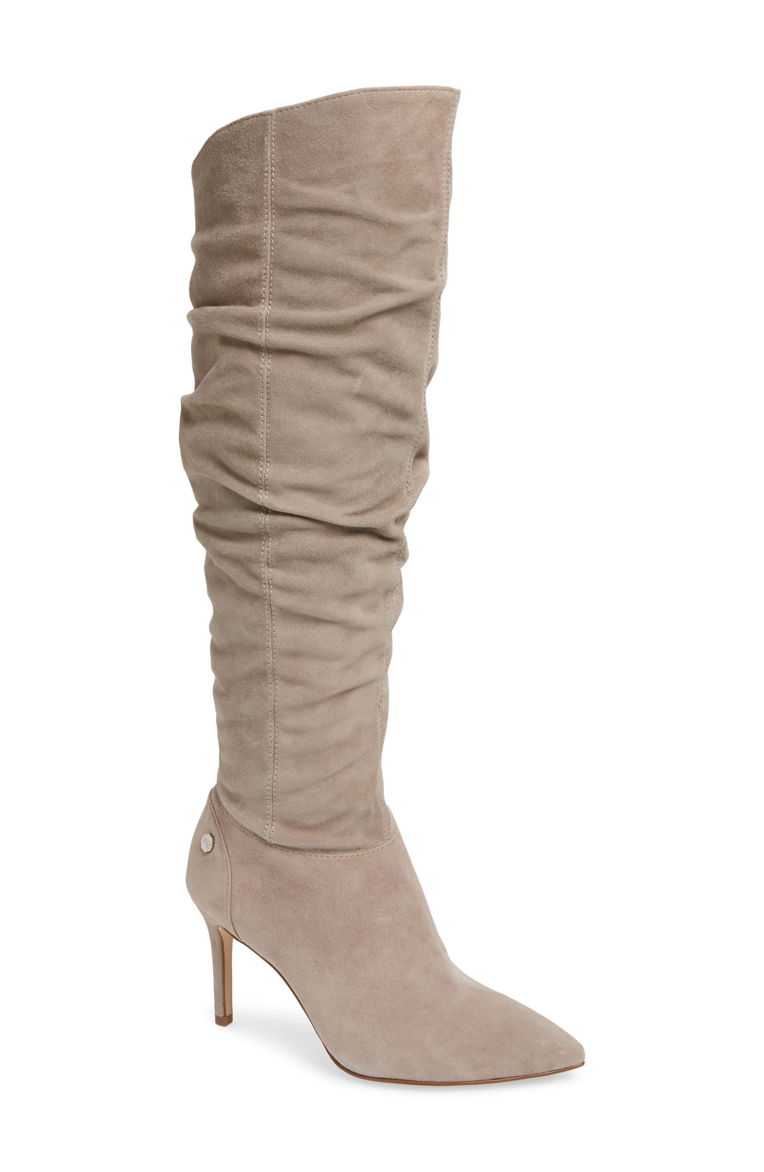 Louise Et Cie Saige Knee High Boot, Pink