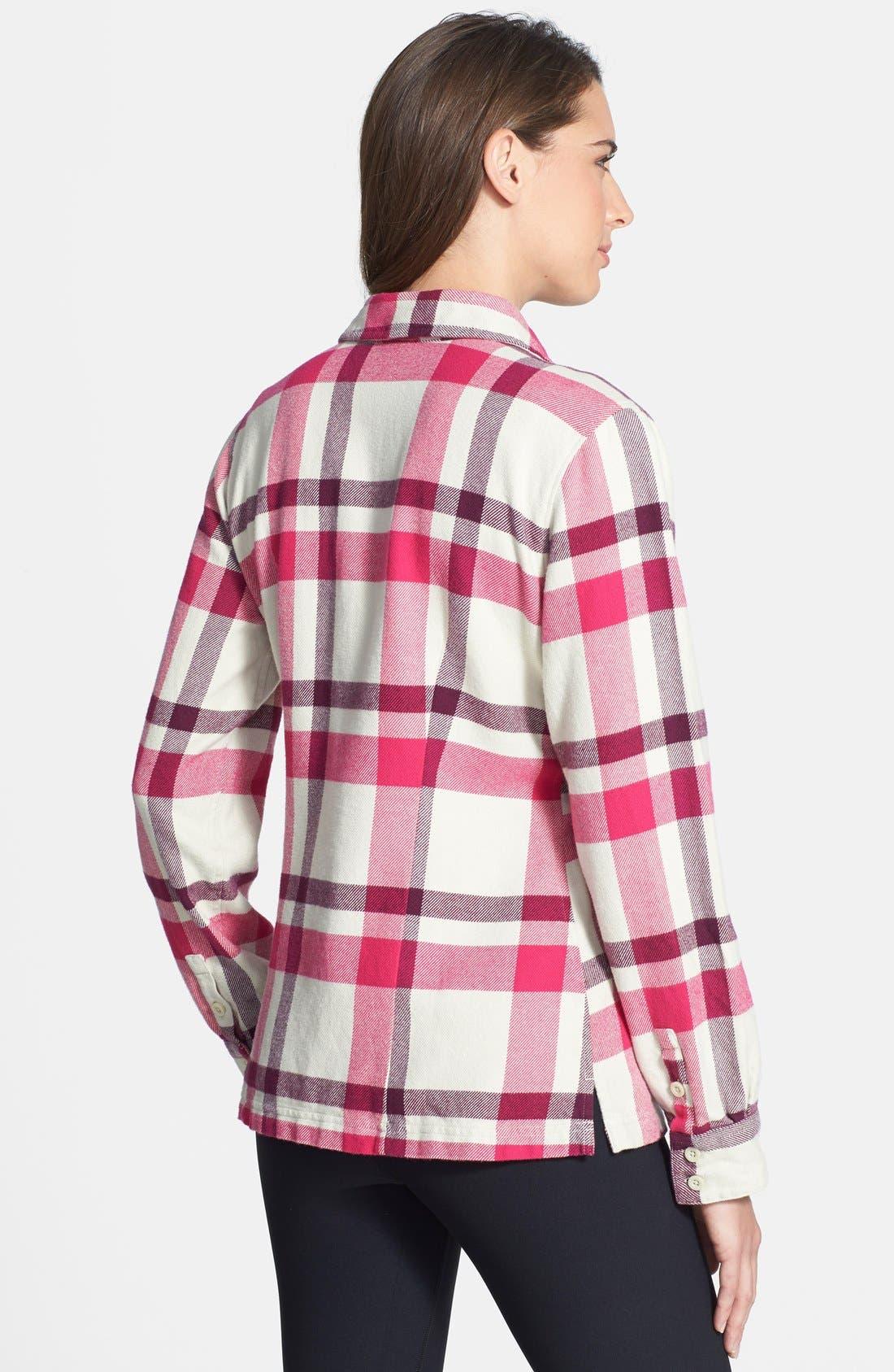 'Fjord' Flannel Shirt,                             Alternate thumbnail 42, color,