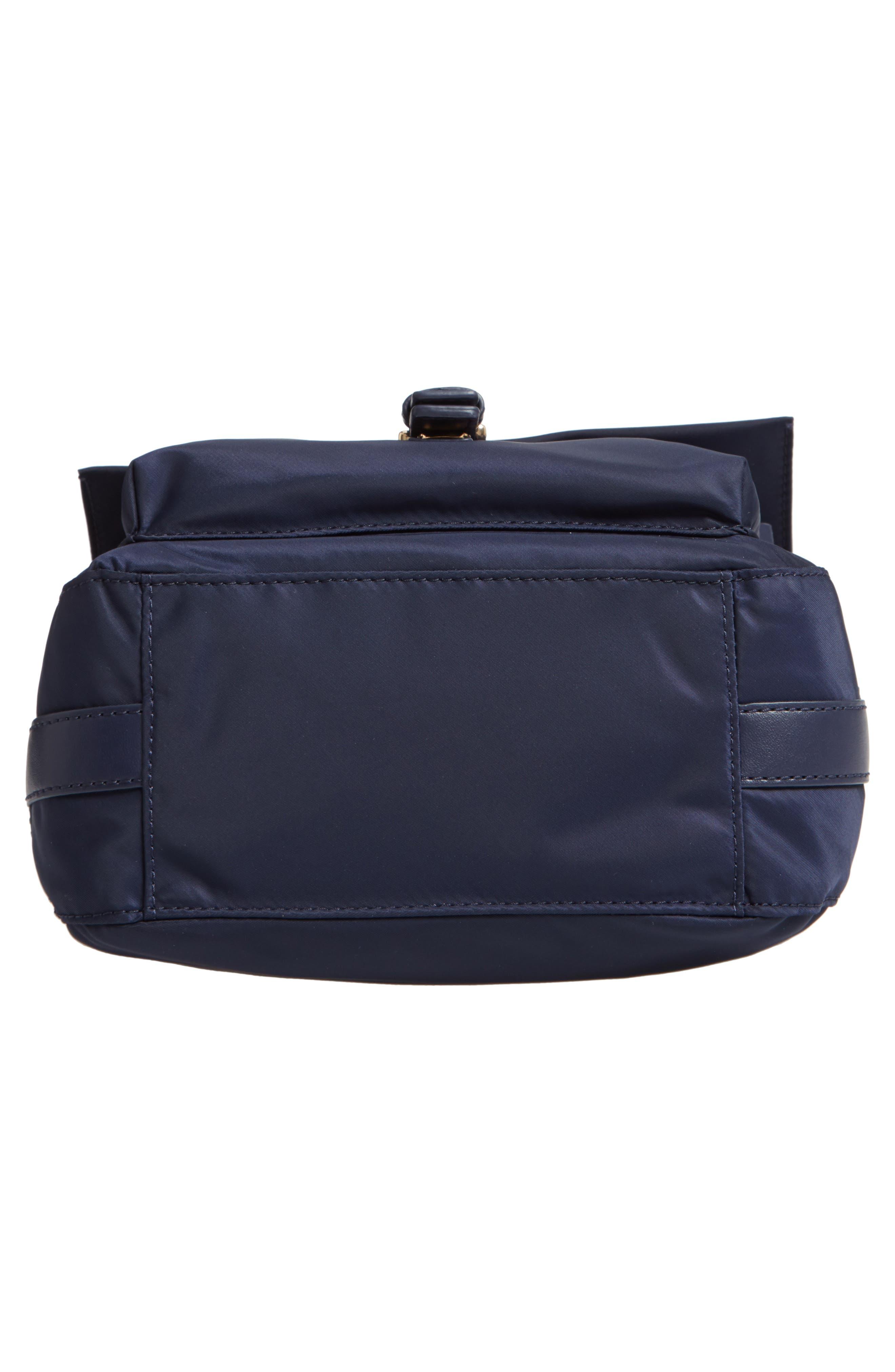 Tilda Nylon Crossbody Bag,                             Alternate thumbnail 7, color,                             400