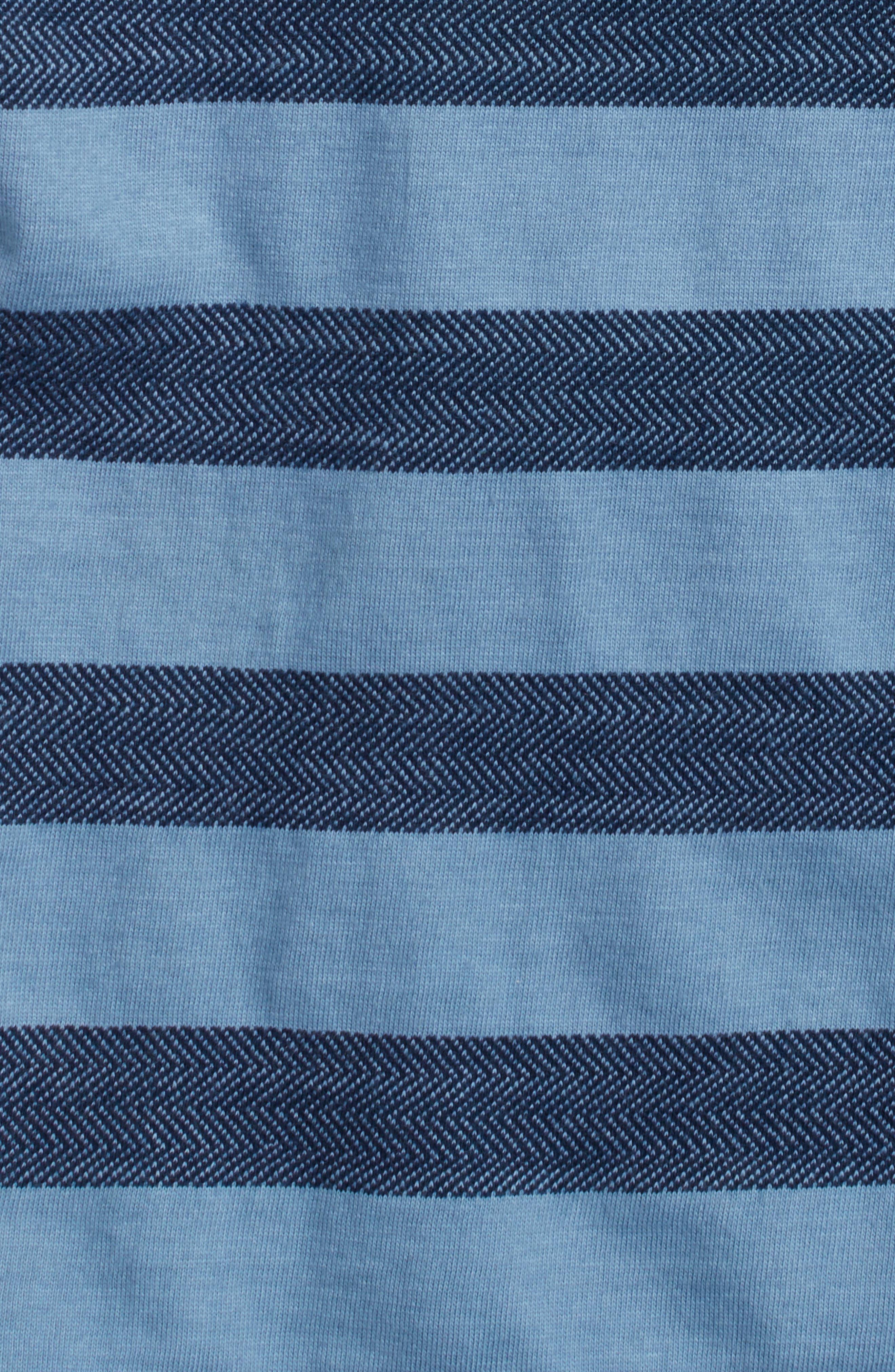 Thomas Stripe T-Shirt,                             Alternate thumbnail 2, color,                             450