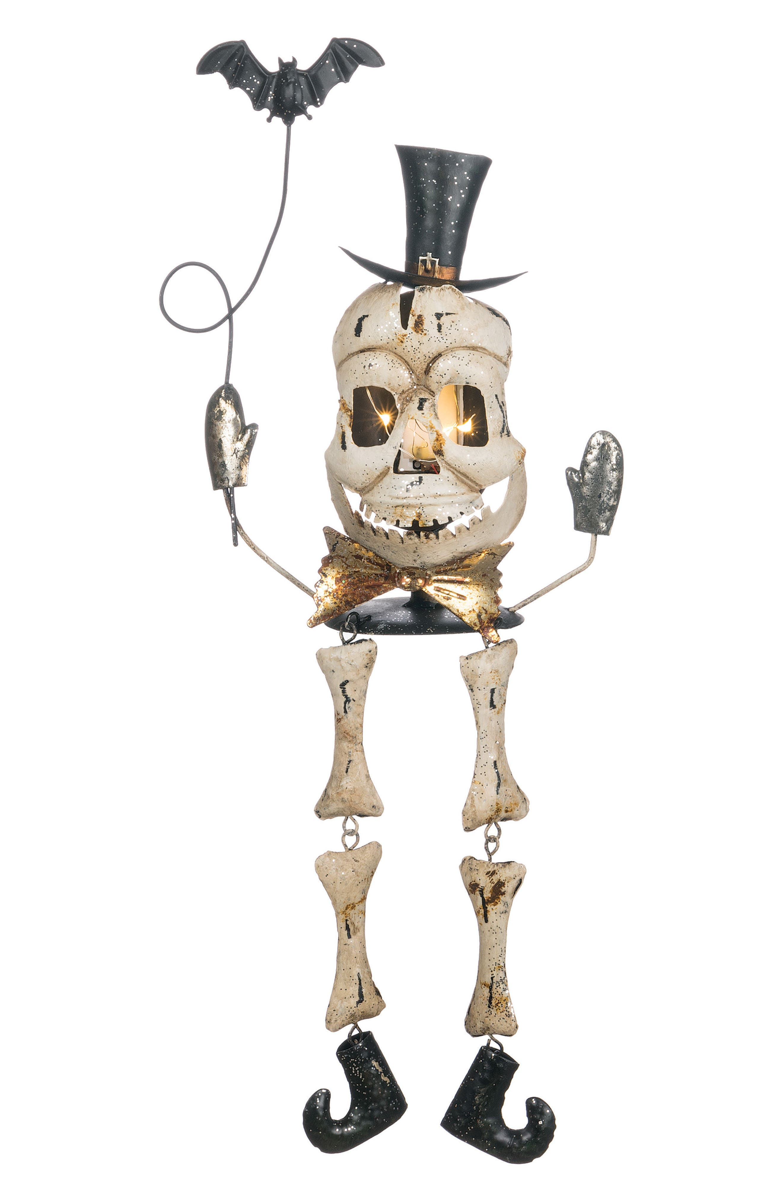 Sitting Skull Decoration,                         Main,                         color, 100