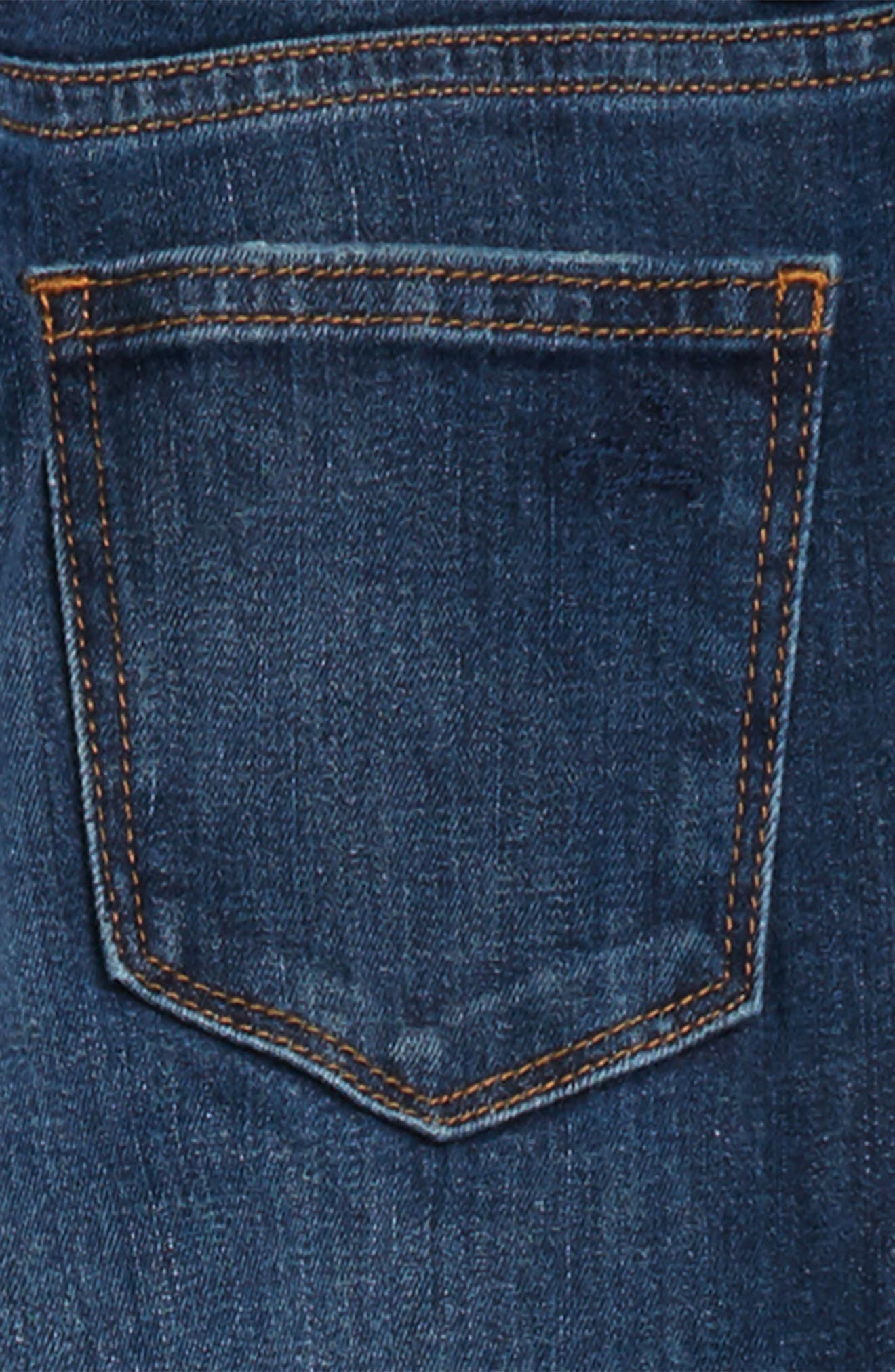 Hawke Skinny Jeans,                             Alternate thumbnail 3, color,                             425