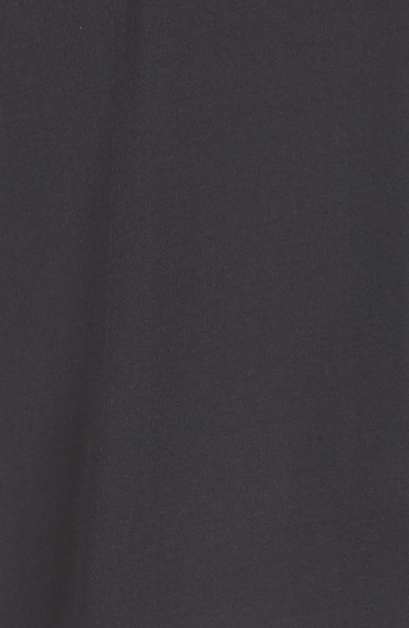Piping V-Neck Silk Shirt,                             Alternate thumbnail 5, color,                             025