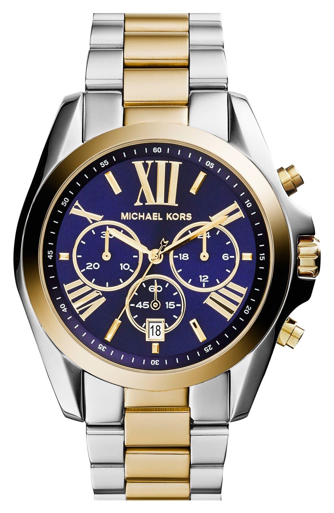 Bradshaw Chronograph Bracelet Watch, 43mm,                             Alternate thumbnail 51, color,