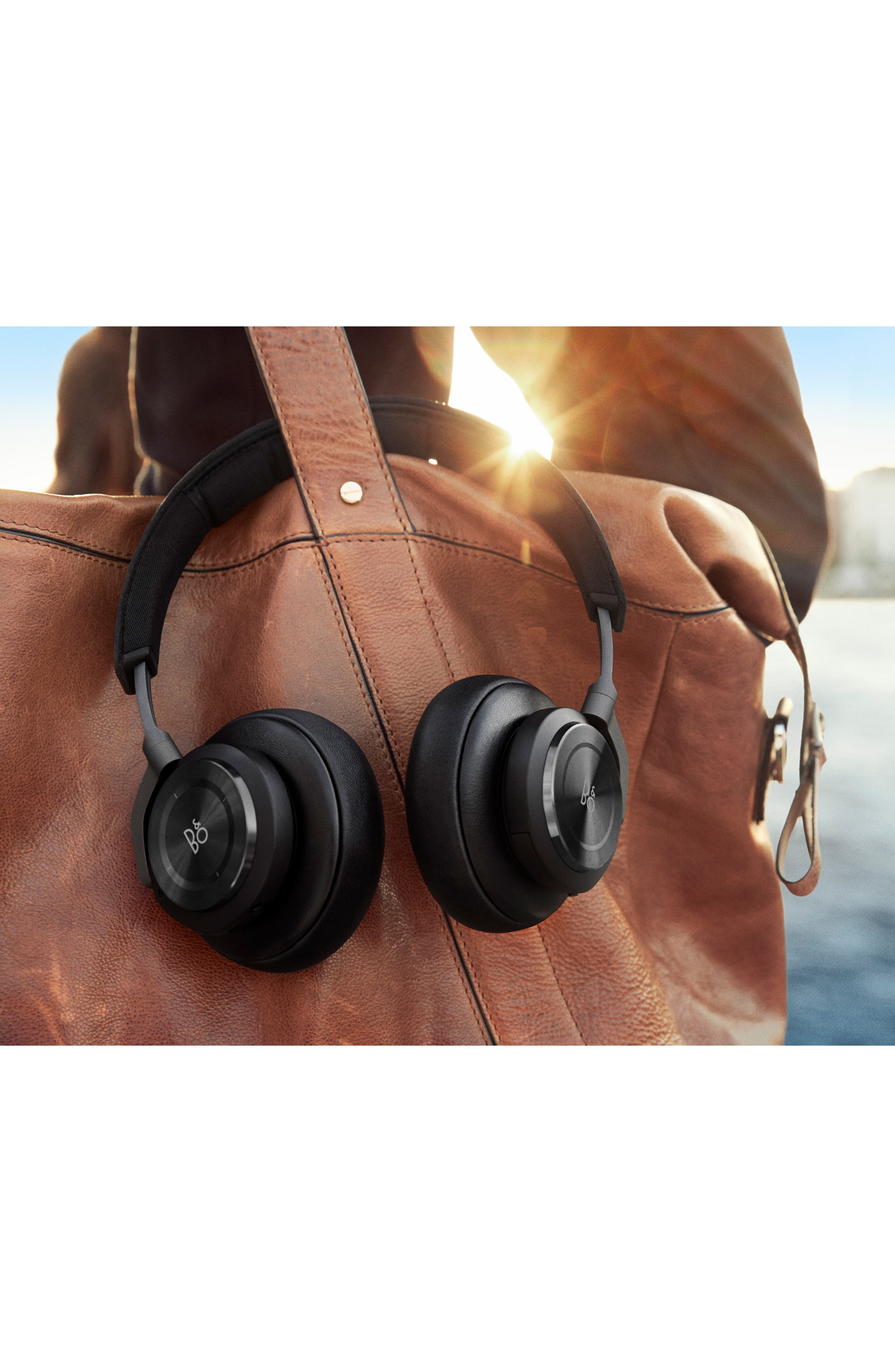 B&O PLAY H9 Wireless Noise Canceling on-Ear Headphones,                             Alternate thumbnail 17, color,